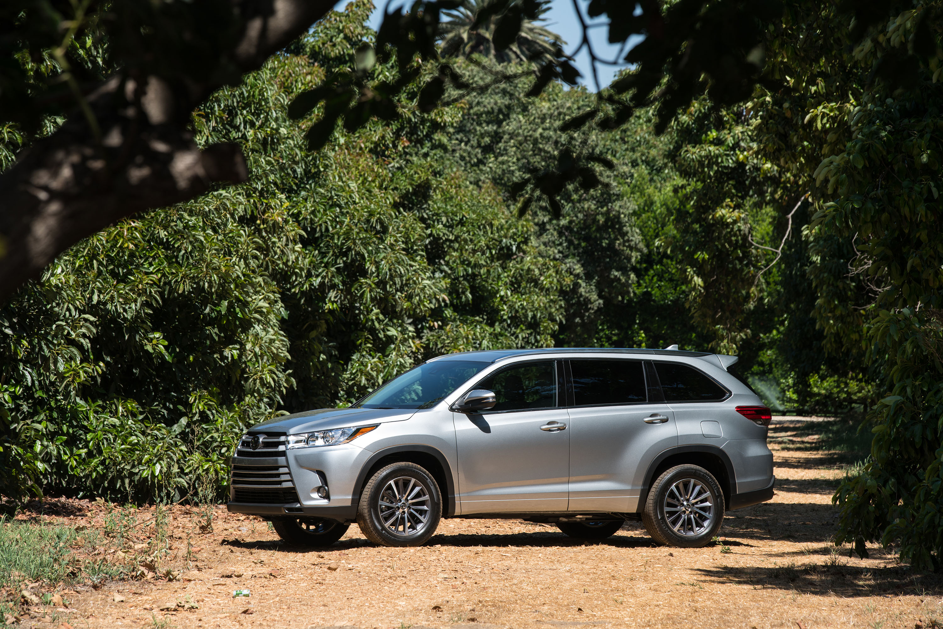 2018 Toyota Highlander Gas Mileage  The Car Connection