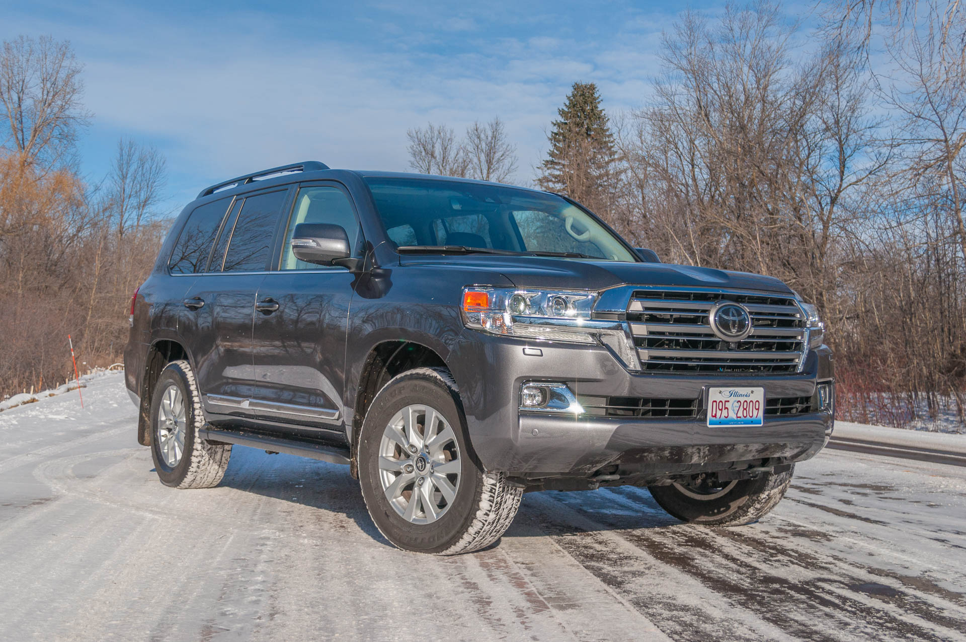 8 things you need to know about the 2017 Toyota Land Cruiser