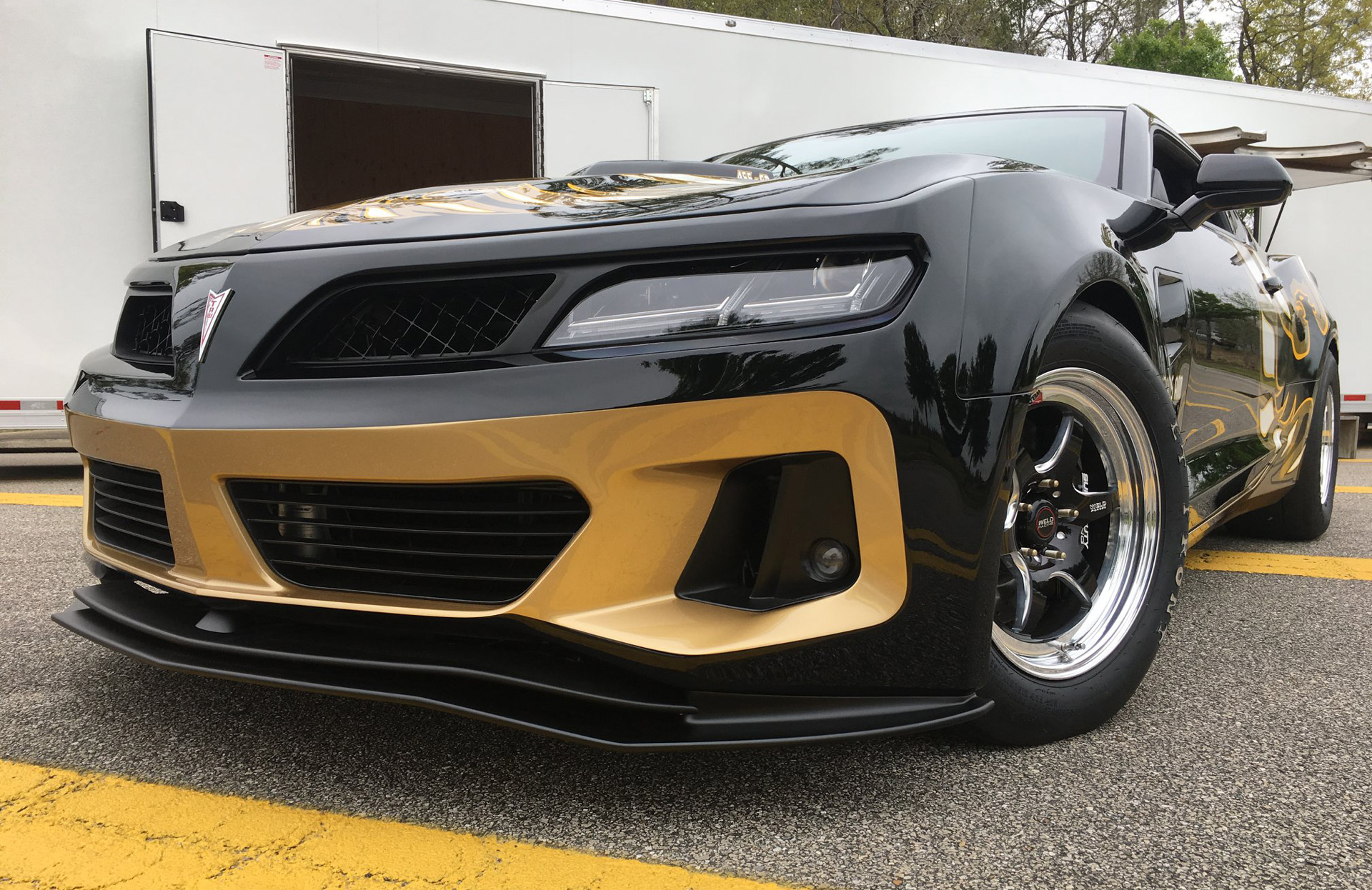 Trans Am Depot makes 455 Super Duty drag car with 1,100 horsepower
