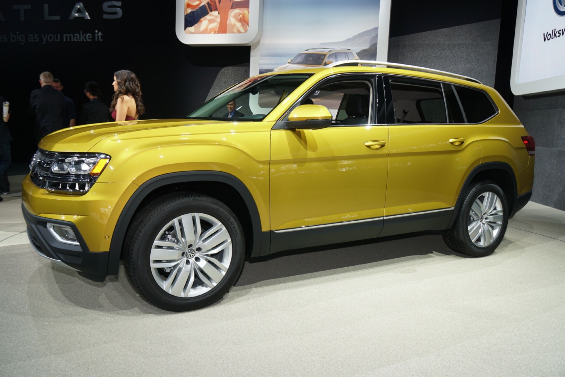 2018 Volkswagen Atlas Video Preview