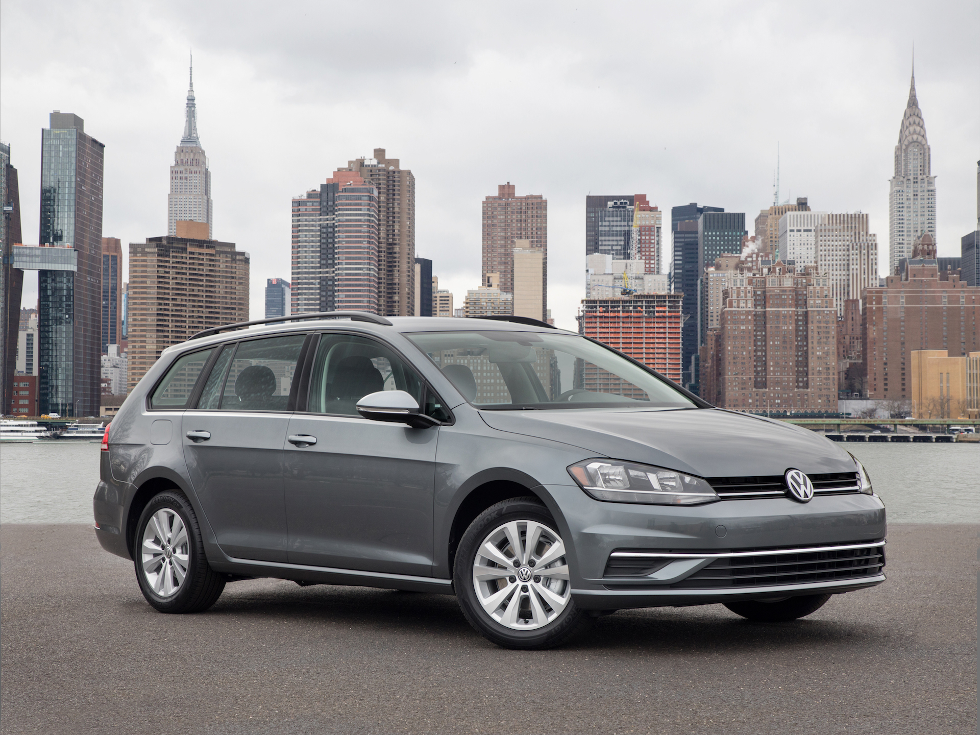 Volkswagen Golf SportWagen The Car Connections Best Wagon To Buy 2018