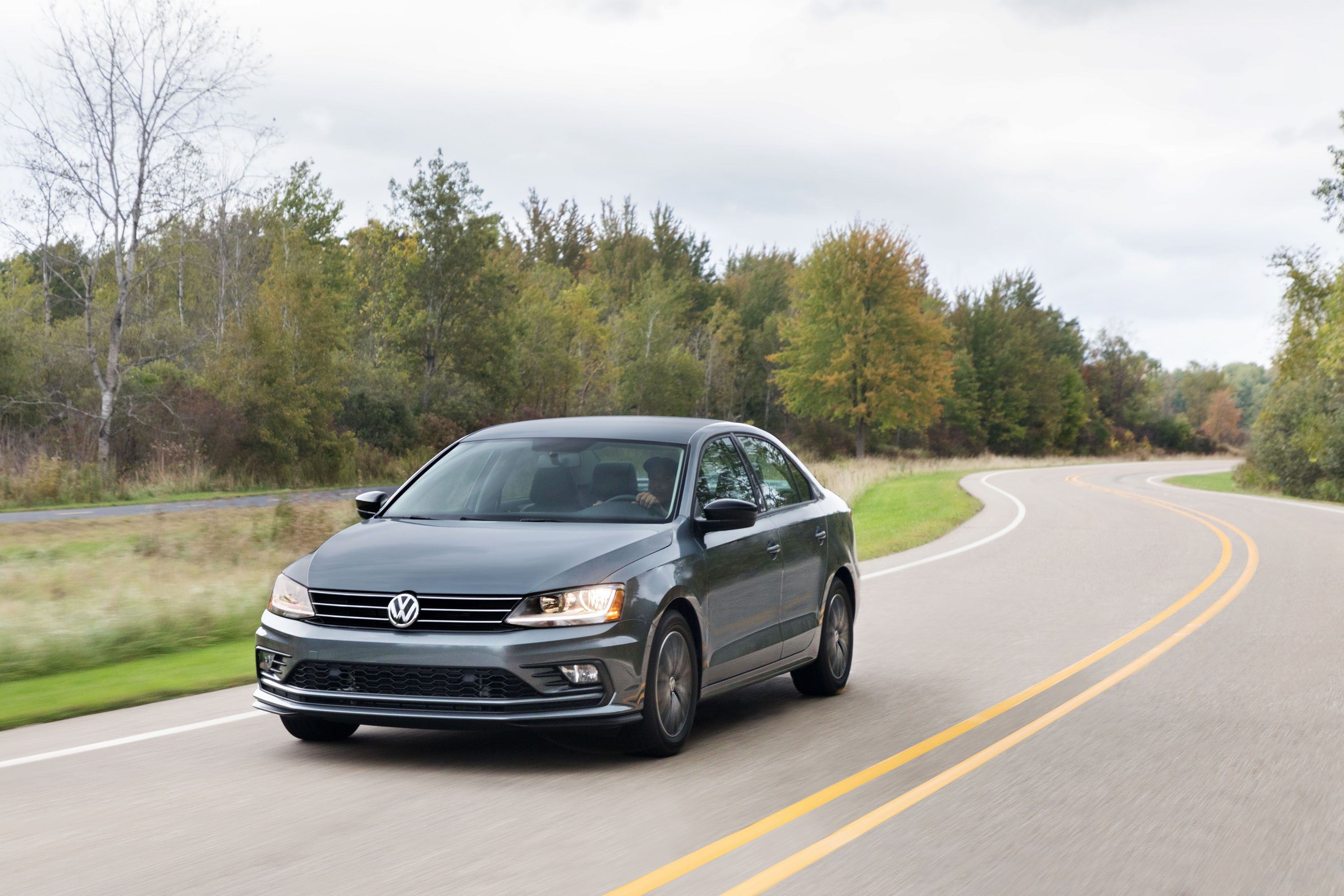 2018 Volkswagen Jetta Vw Review Ratings Specs Prices And Photos The Car Connection