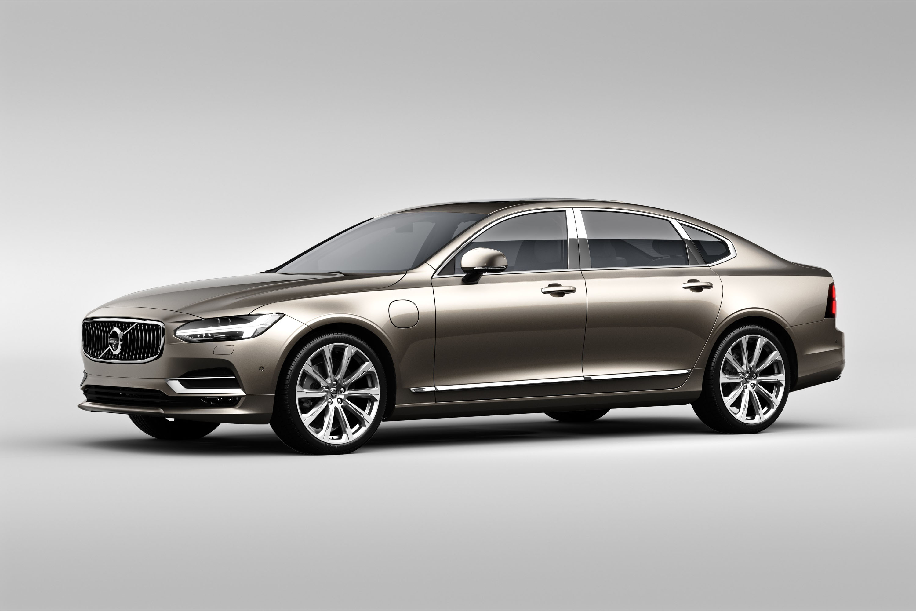 2018 Volvo S90 Review, Ratings, Specs, Prices, and Photos - The Car Connection