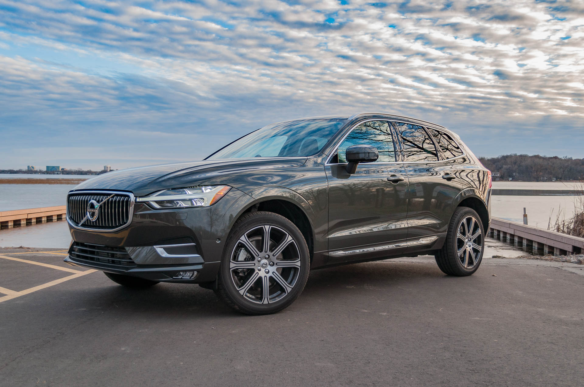 2018 Volvo Xc60 First Drive Review A Tidy Polished Package