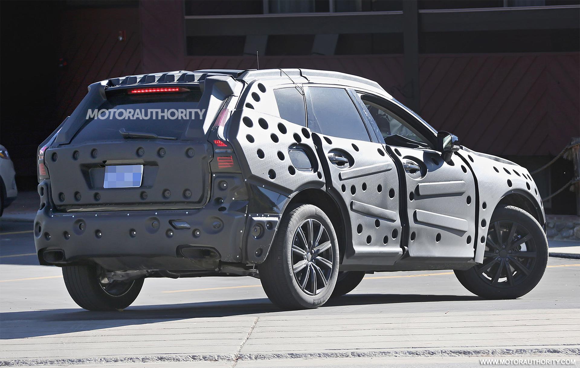 New Volvo XC60 spied, F-150 Raptor 6x6 revealed, Best Car To Buy ...