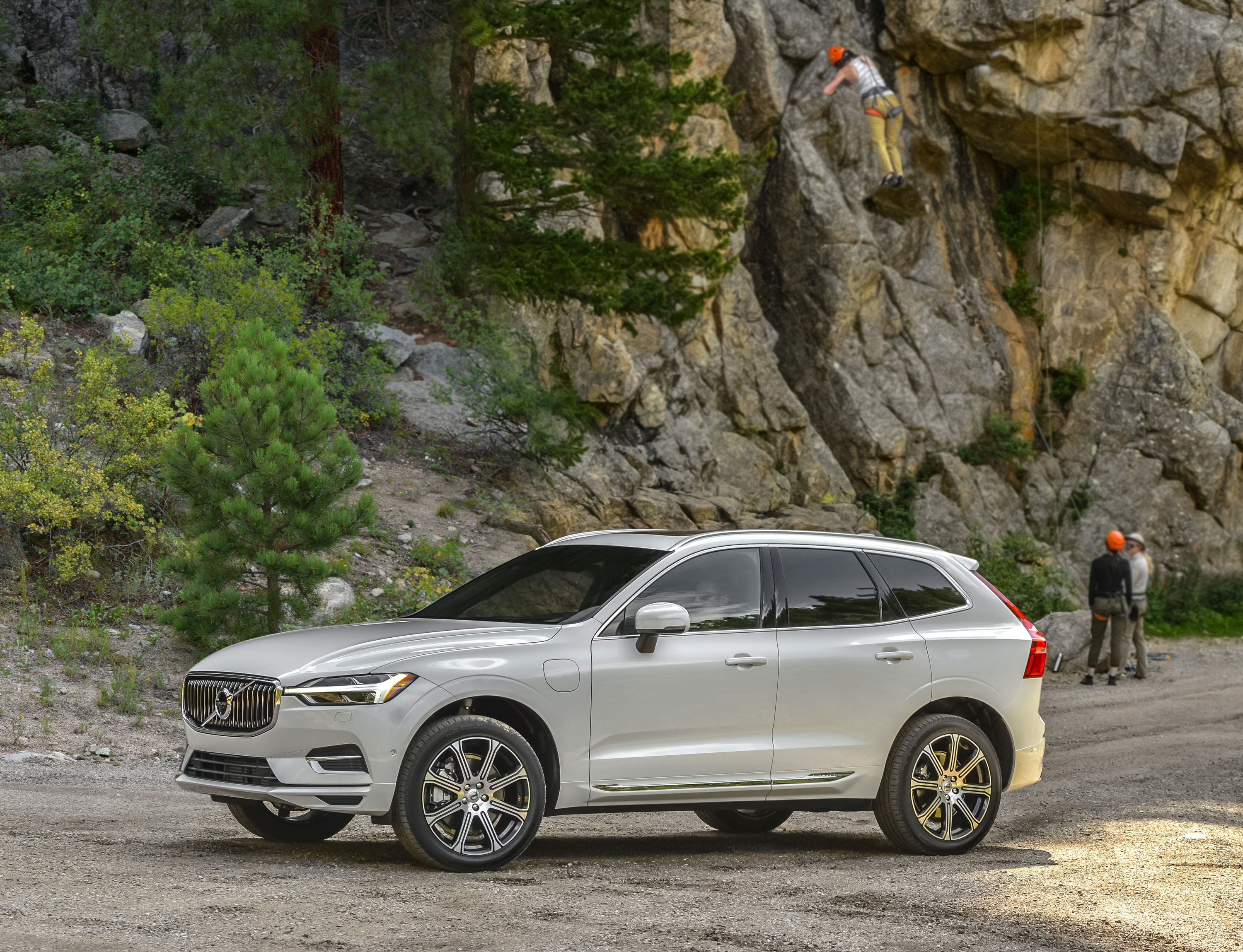 2018 Volvo Xc60 Review Ratings Specs Prices And Photos The Car