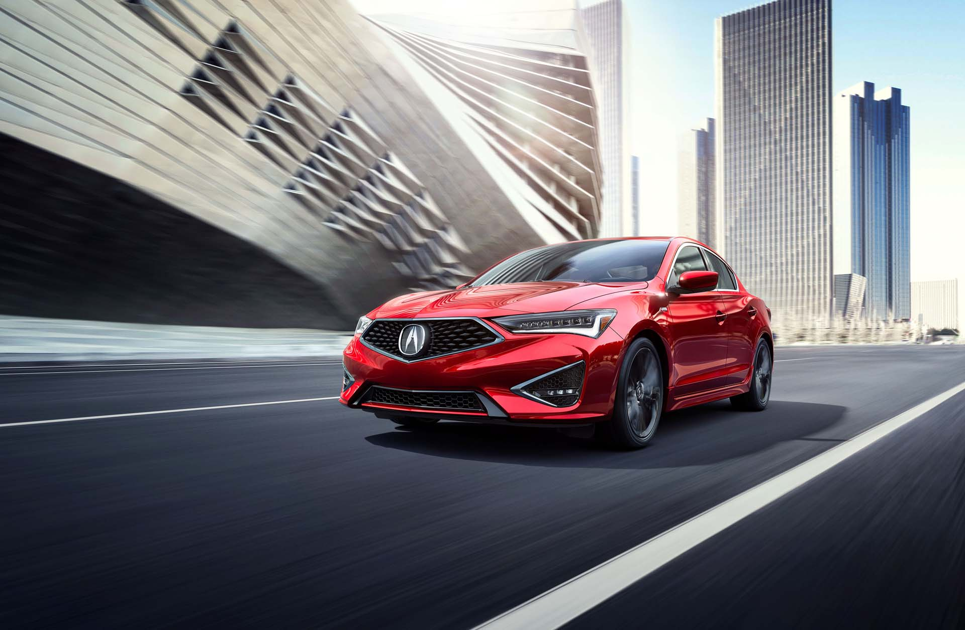 What are the 2019 Acura ILX's Exterior Color Options?