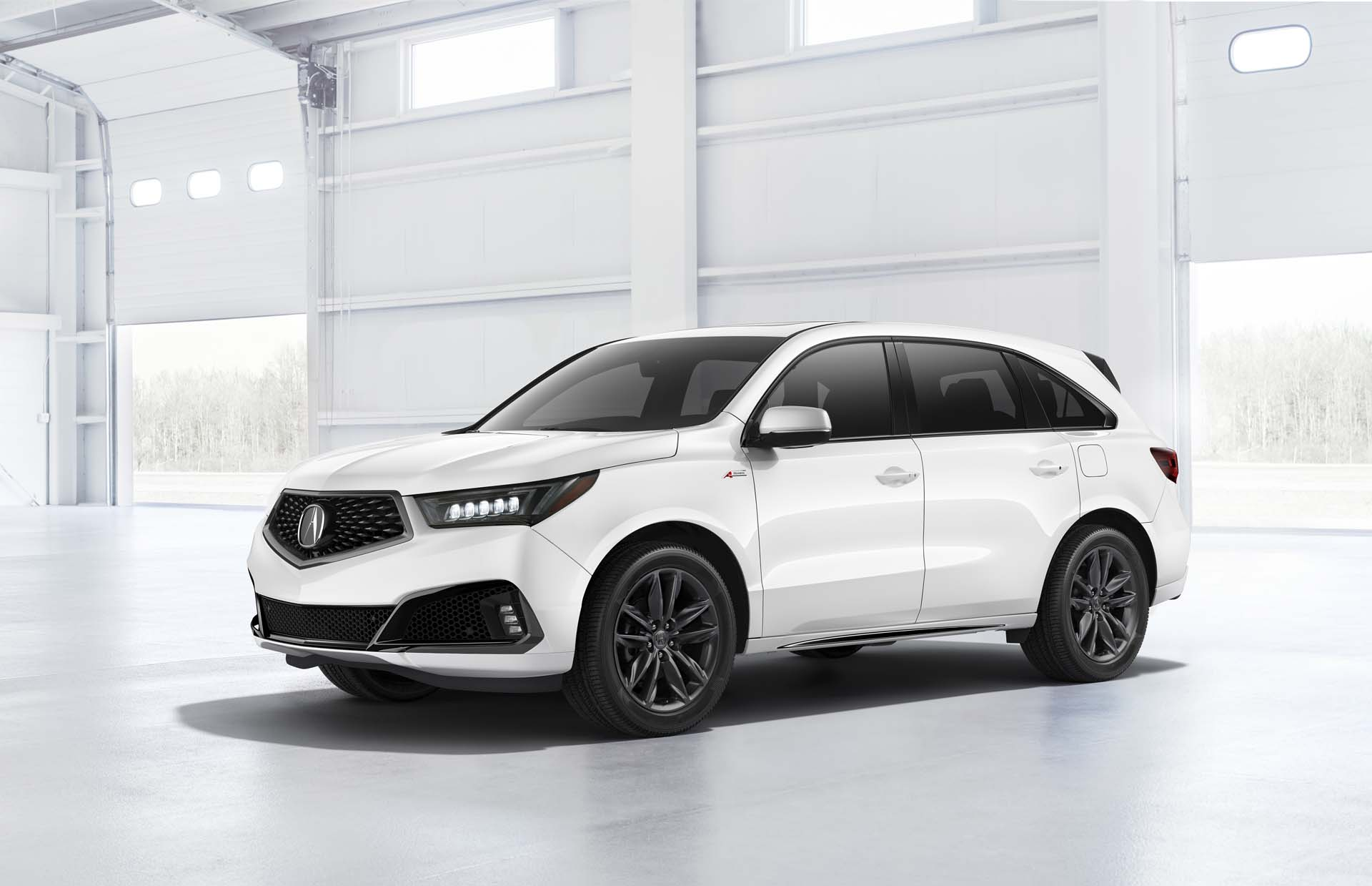 2019 Acura MDX s modest sporty new trim even more modest price bump