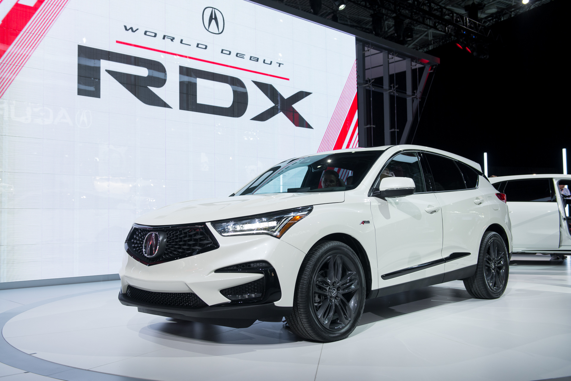 2019 Acura RDX preview