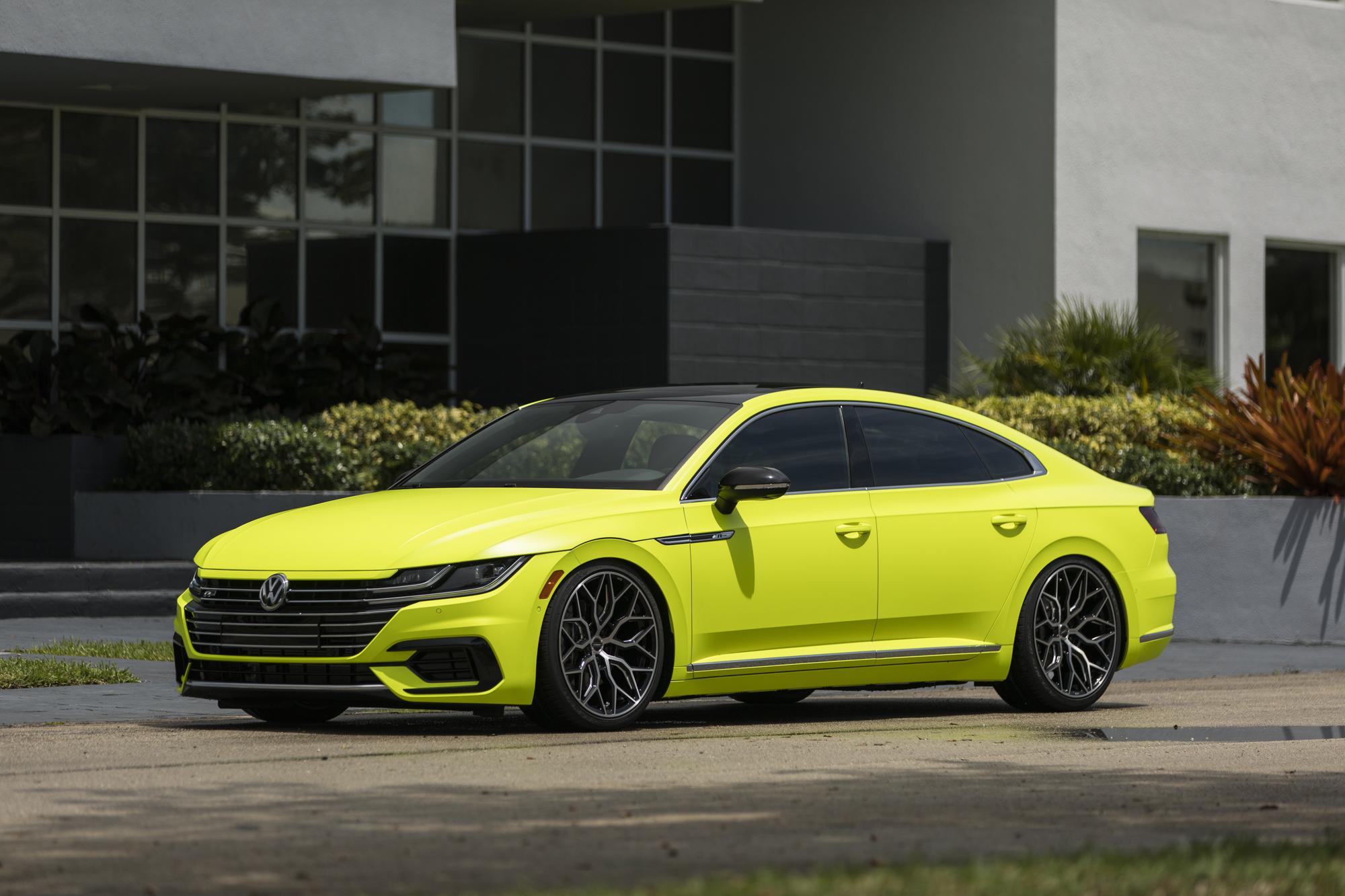 volkswagen bringing enthusiast focused concepts   car shows