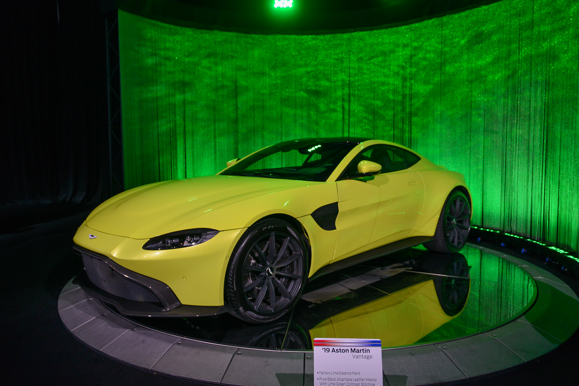 2019 Aston Martin Vantage Review, Ratings, Specs, Prices, And Photos   The  Car Connection