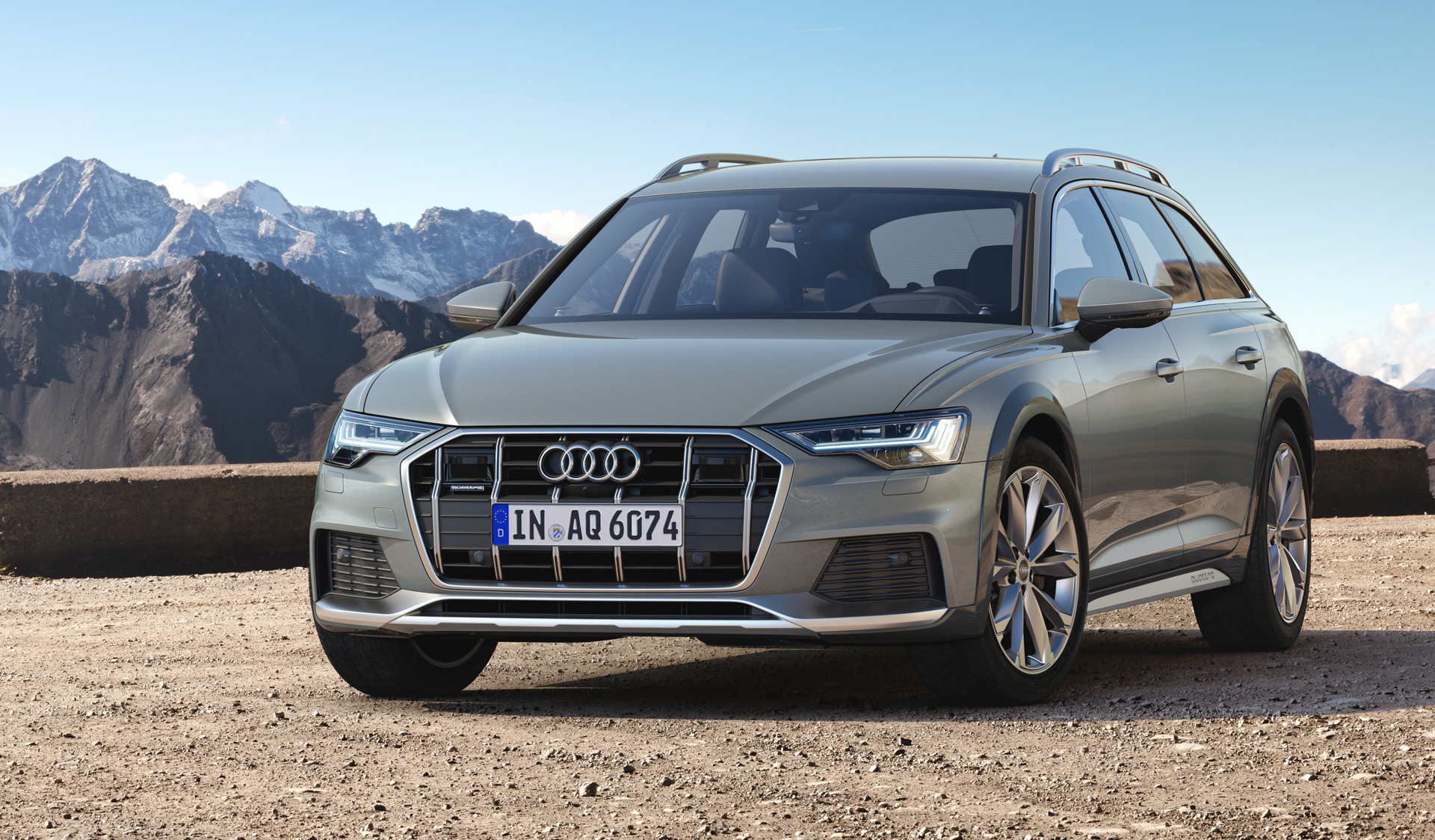 2020 audi a6 allroad reaches canada is the us next. Black Bedroom Furniture Sets. Home Design Ideas