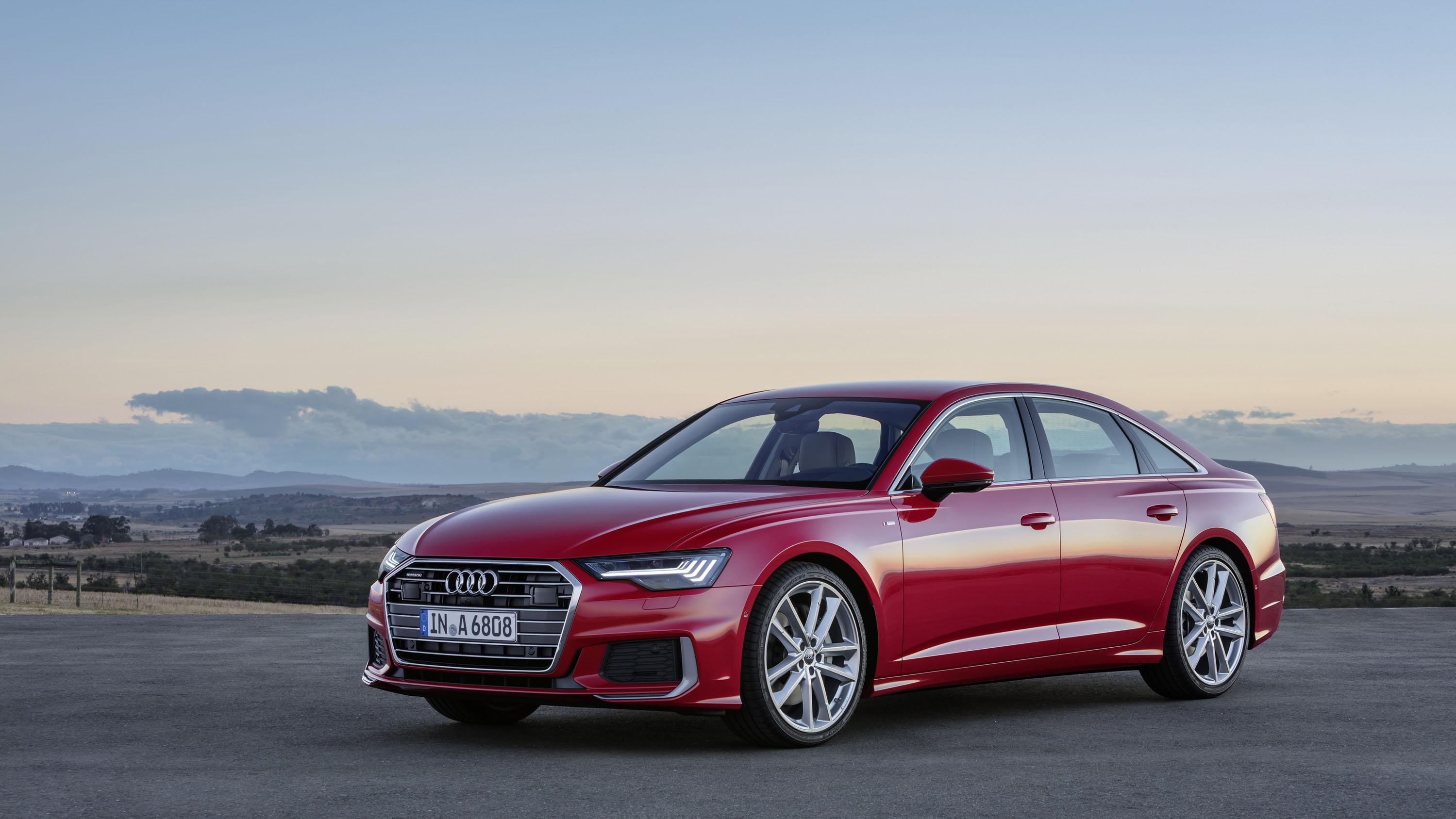 2019 Audi A6 The Digital Luxury Sedan