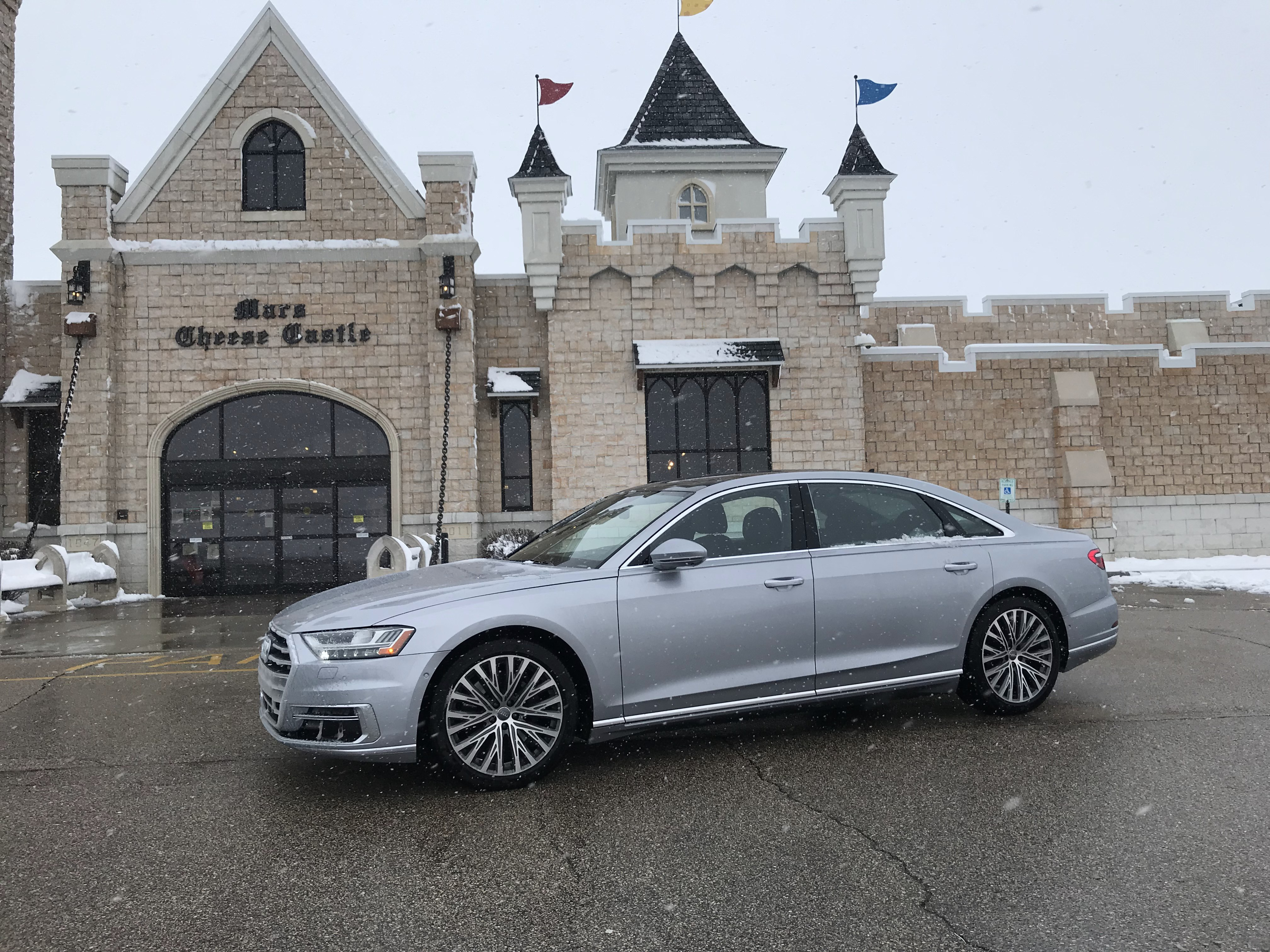 Review update: 2019 Audi A8 L takes it easy