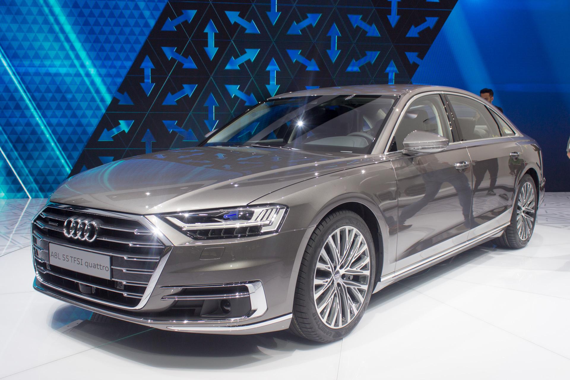 Baby Driver Subaru >> 2019 Audi A8 preview