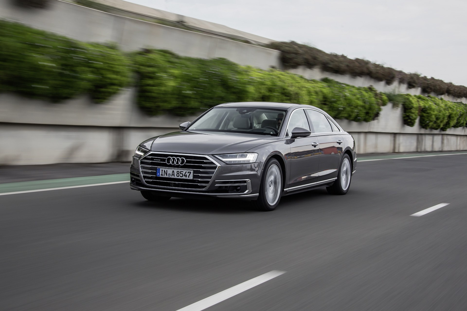 2019 Audi A8 Review Ratings Specs Prices And Photos The Car Connection