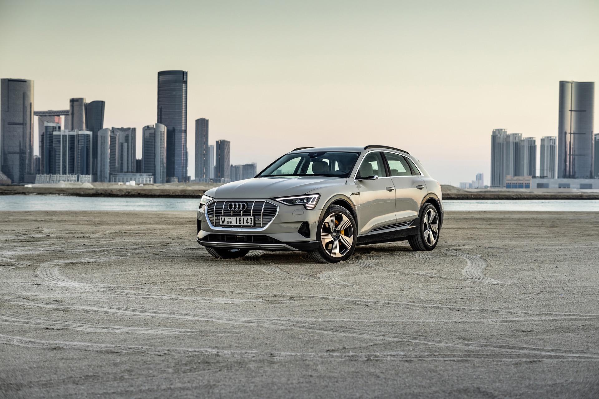 2019 Audi Q4 USA Release Date And Price >> 2019 Audi e-tron Quattro electric SUV: Design, Specs ...