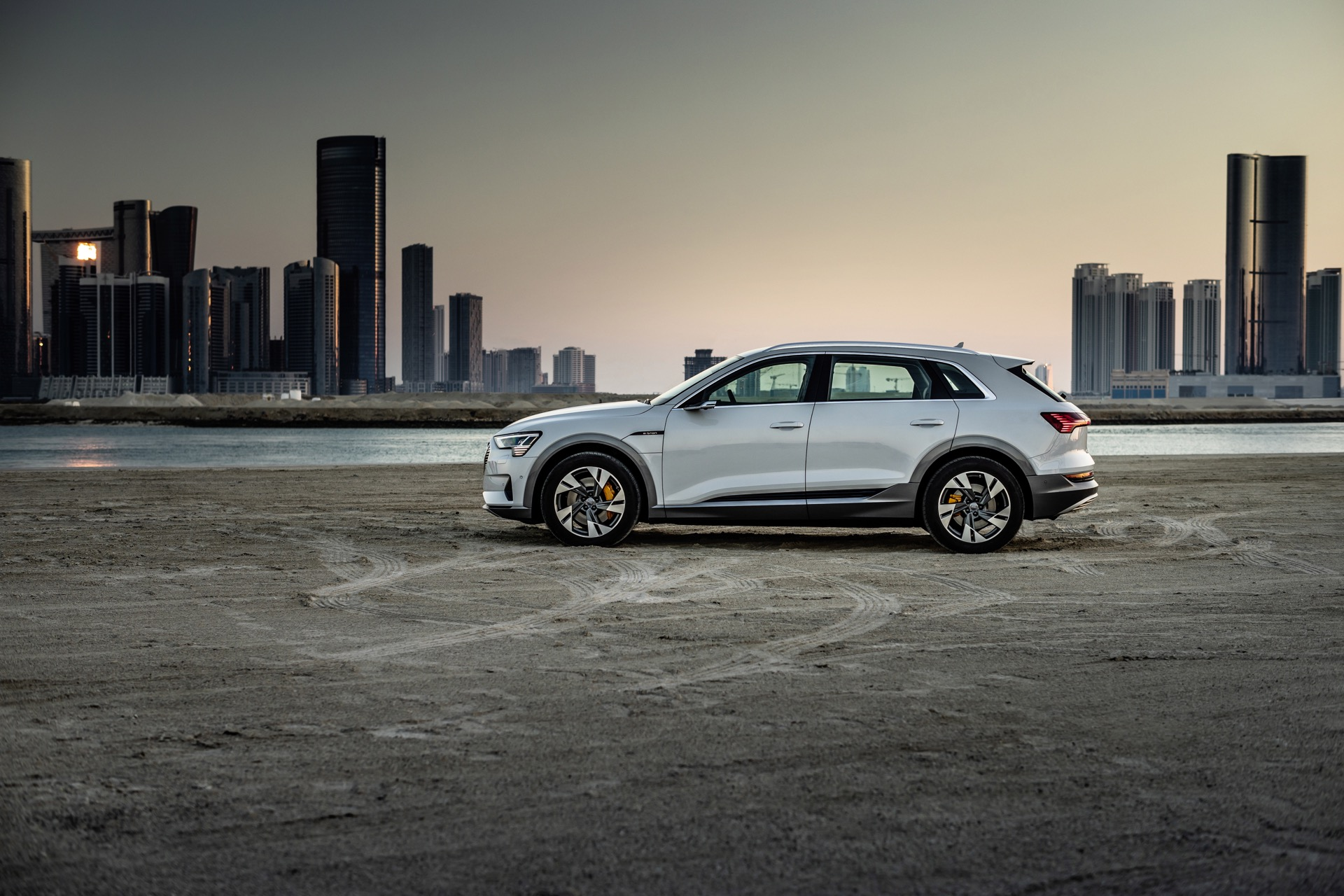 2019 Audi E Tron Quattro First Drive Review A New Normal For Electric Luxury
