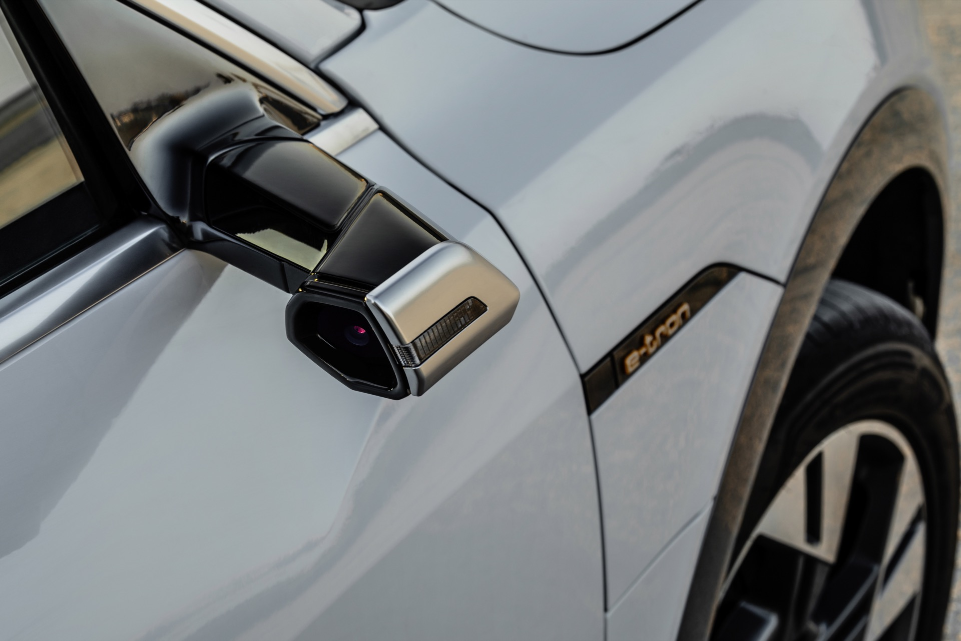 2019 Audi e-tron has cameras instead of mirrors*, but do they really work?