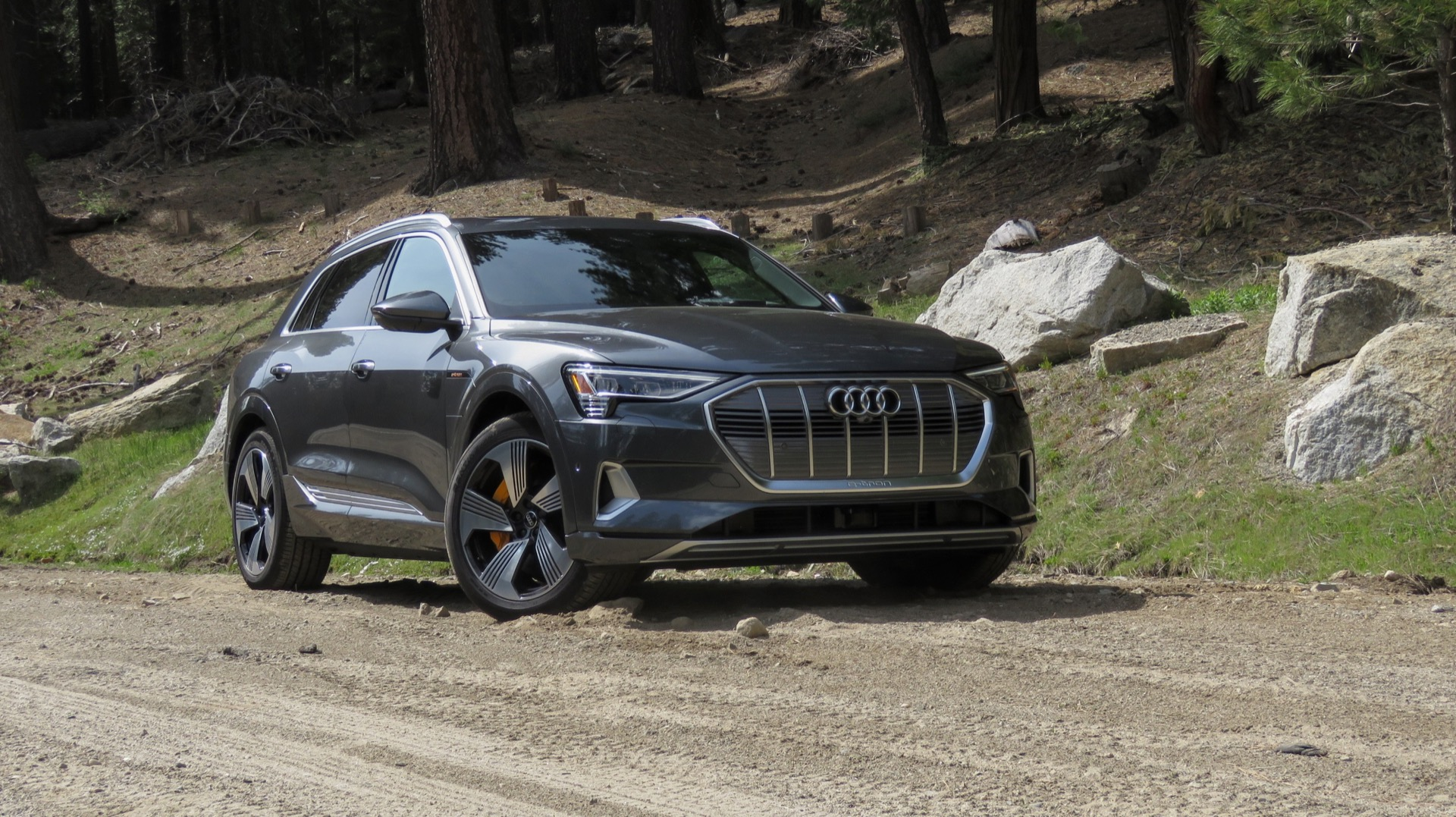 2019 Audi E Tron Review Ratings Specs Prices And Photos The Car Connection
