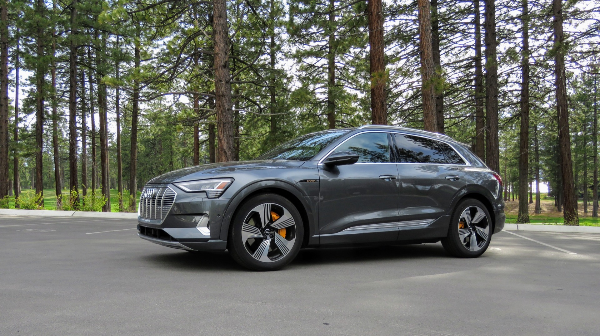 2019 Audi E Tron Road Trip Review Wait Range Ratings Aren T