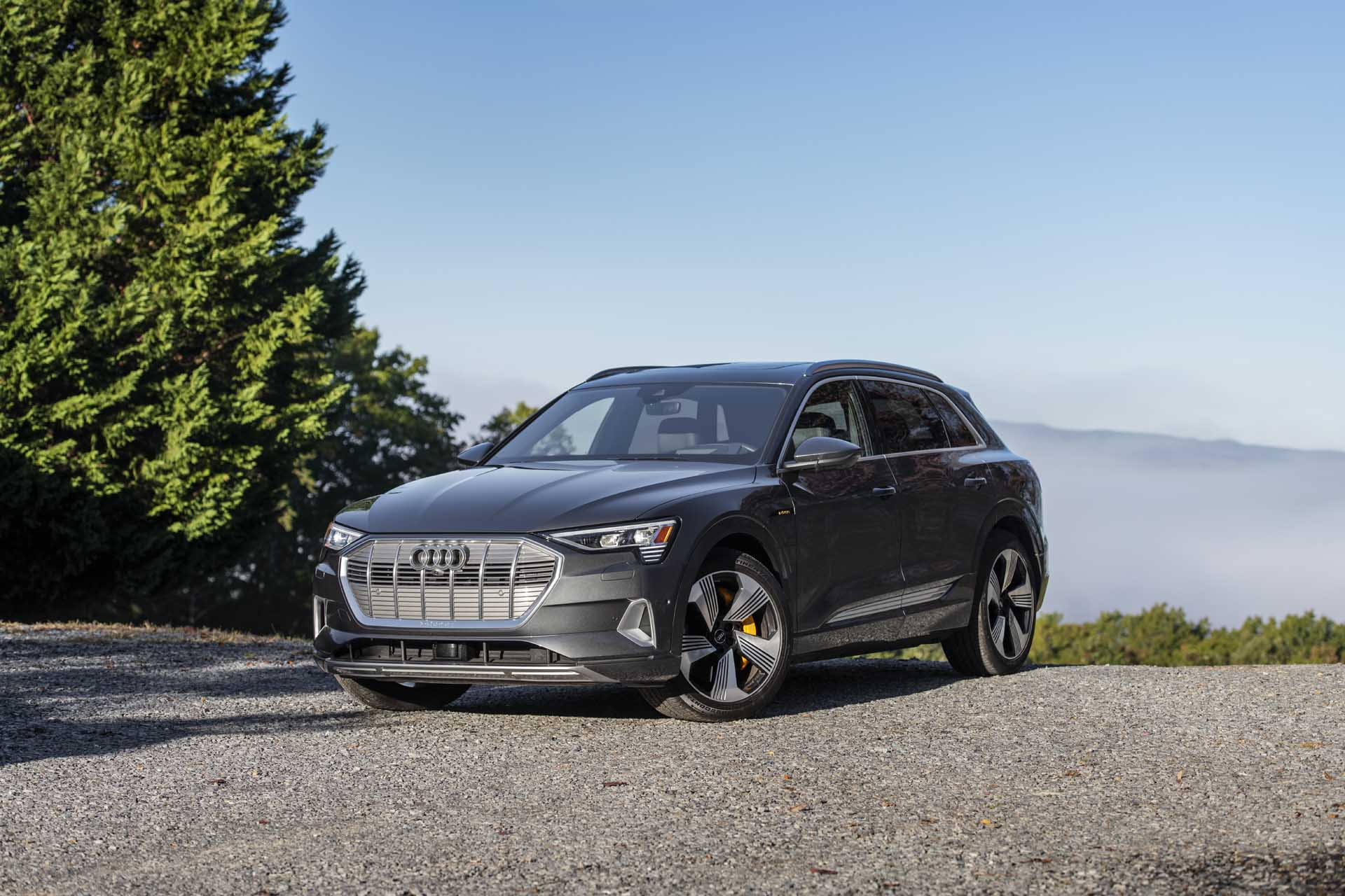 Audi E Tron Best Car To Buy 2020 Nominee