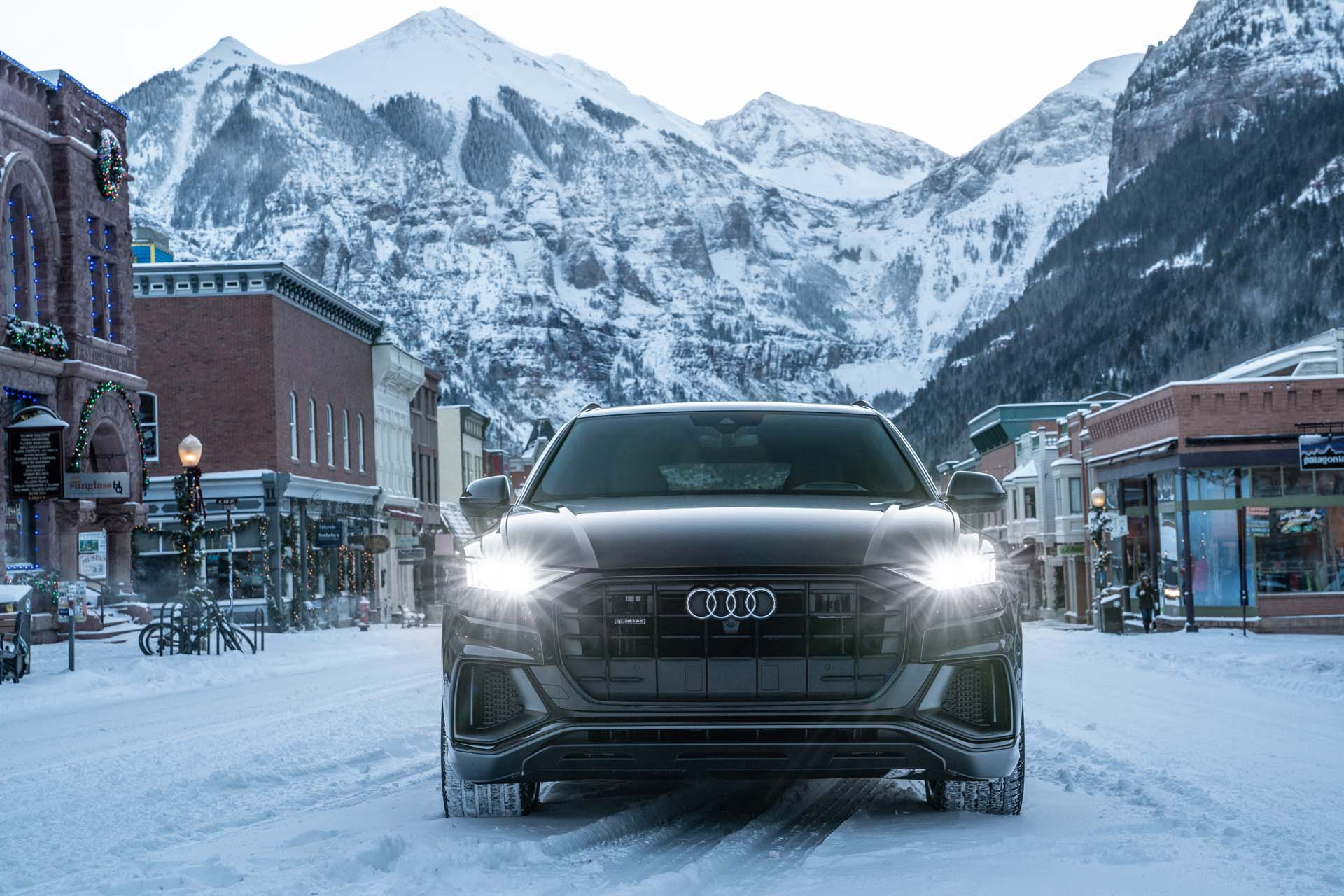 2019 Audi Q8 Review Update Luxury Crossover Lode Runner
