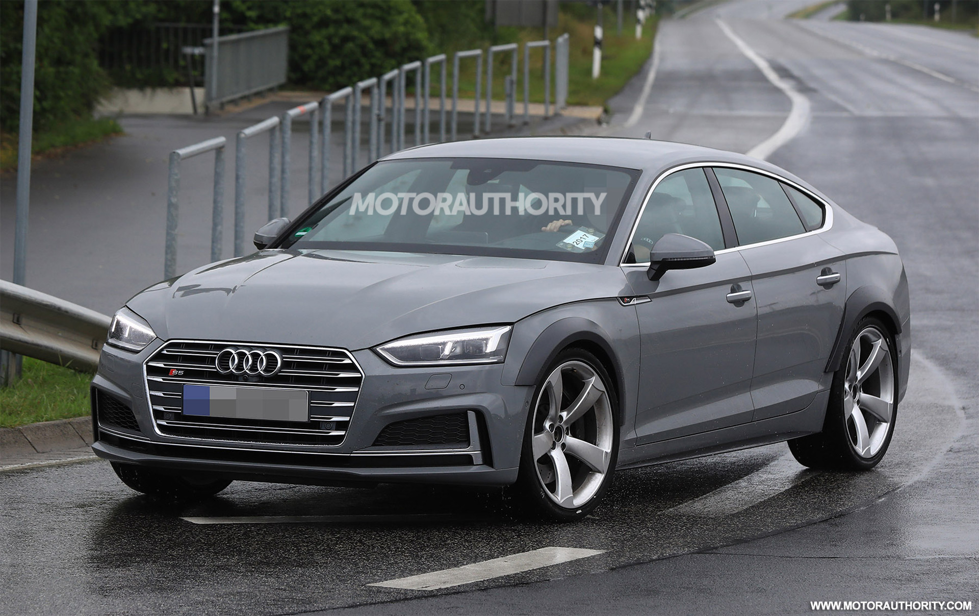 2019 Audi Rs 5 Sportback Spy Shots