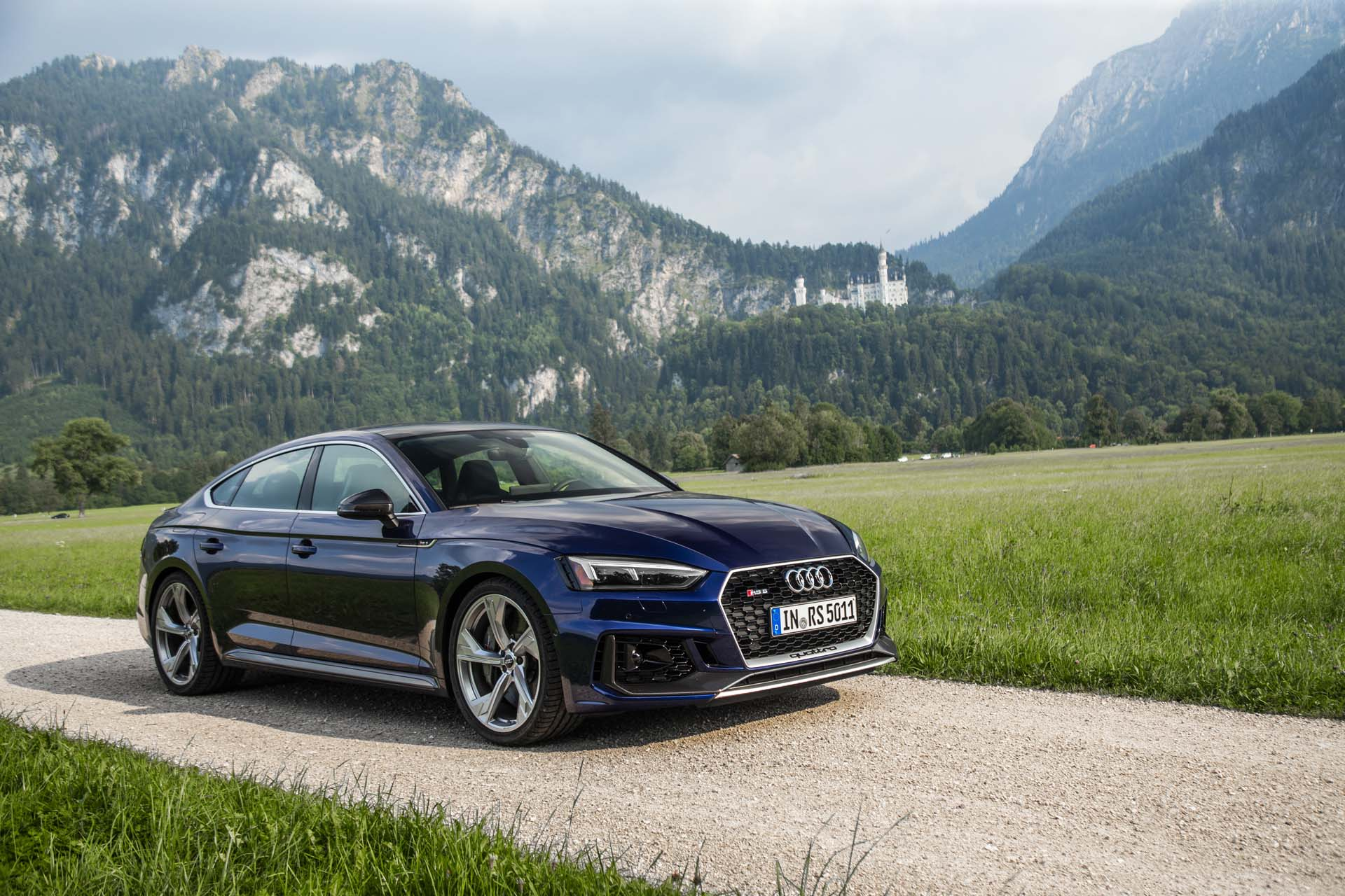 2019 Audi RS 5 Sportback First Drive Review: Faith At