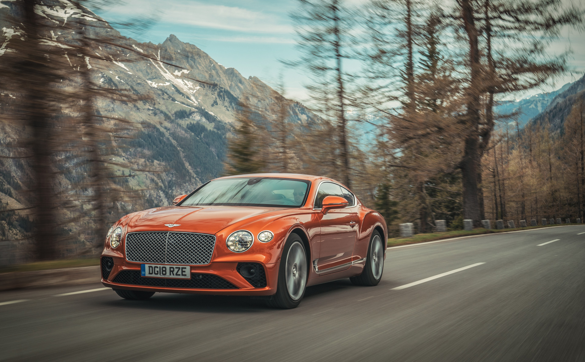 2019 Bentley Continental Gt Review Ratings Specs Prices