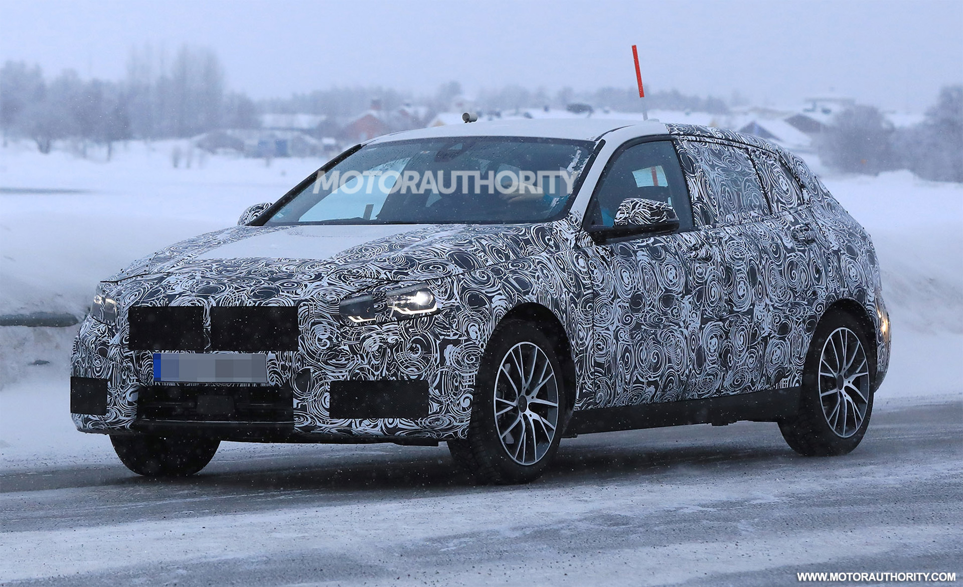 Bmw S Next Gen 1 Series To Spawn I1 Electric Variant