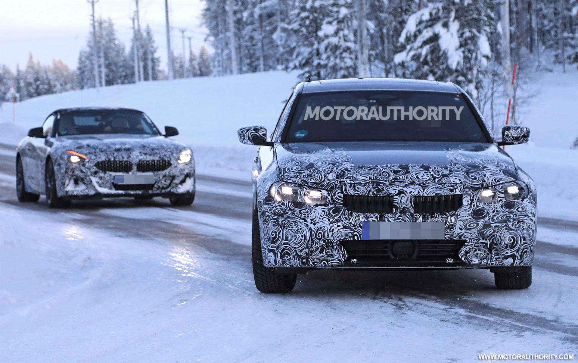 BMW Series News Breaking News Photos Videos MotorAuthority - Bmw 318 series