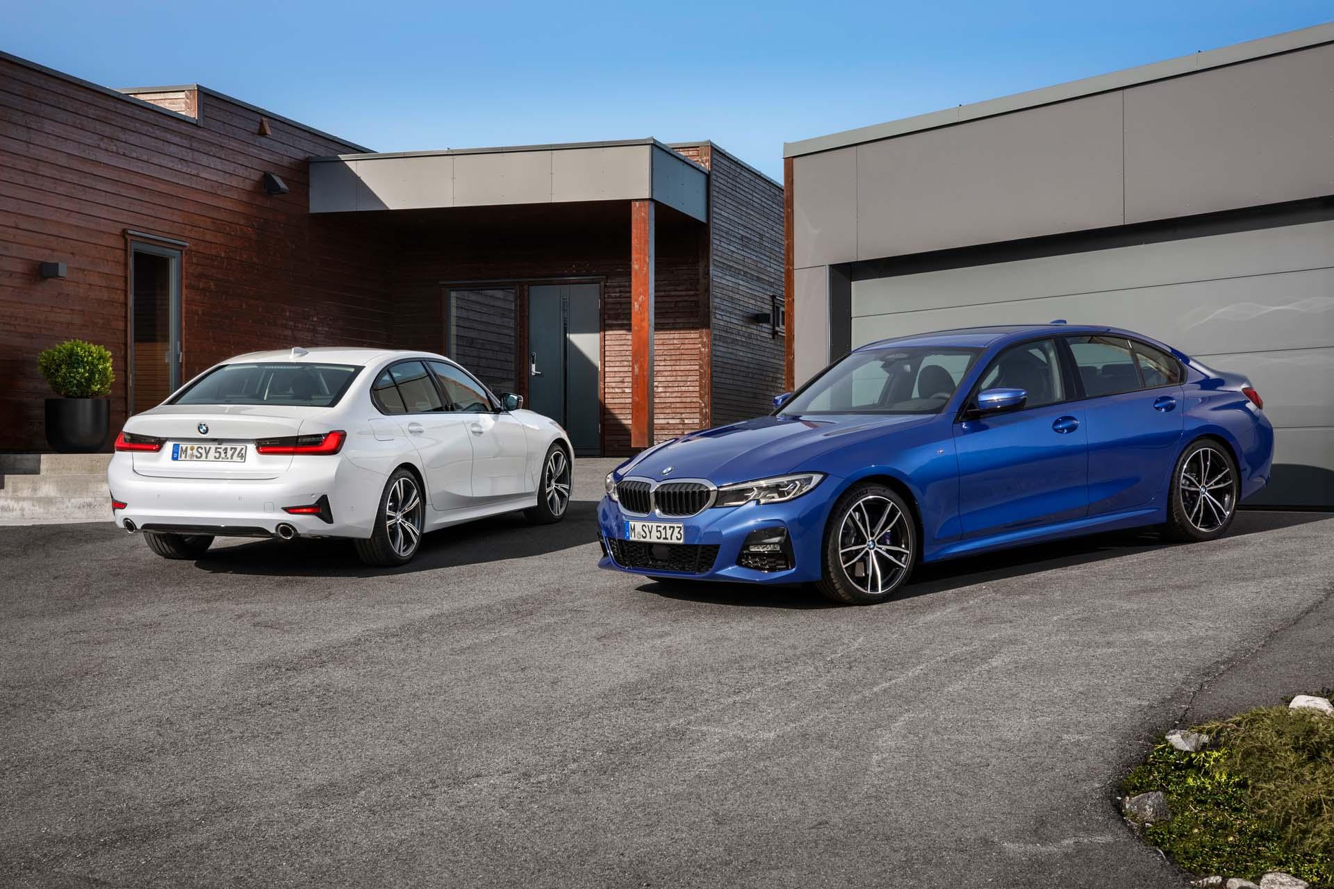 2019 BMW 3-Series preview