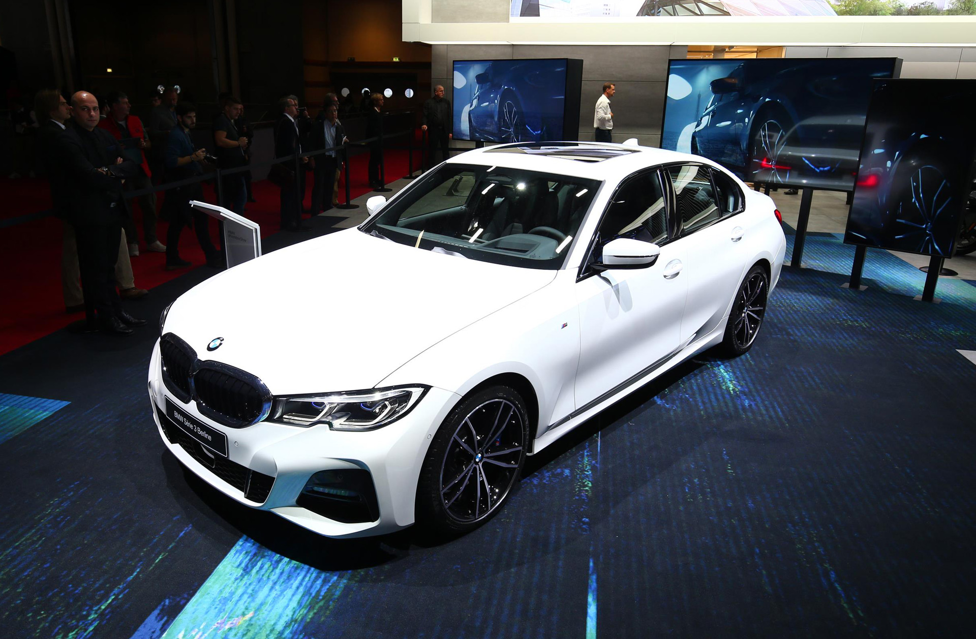 2019 Audi R8 LMS, 2019 BMW 3-Series, 2019 Mercedes-AMG A35