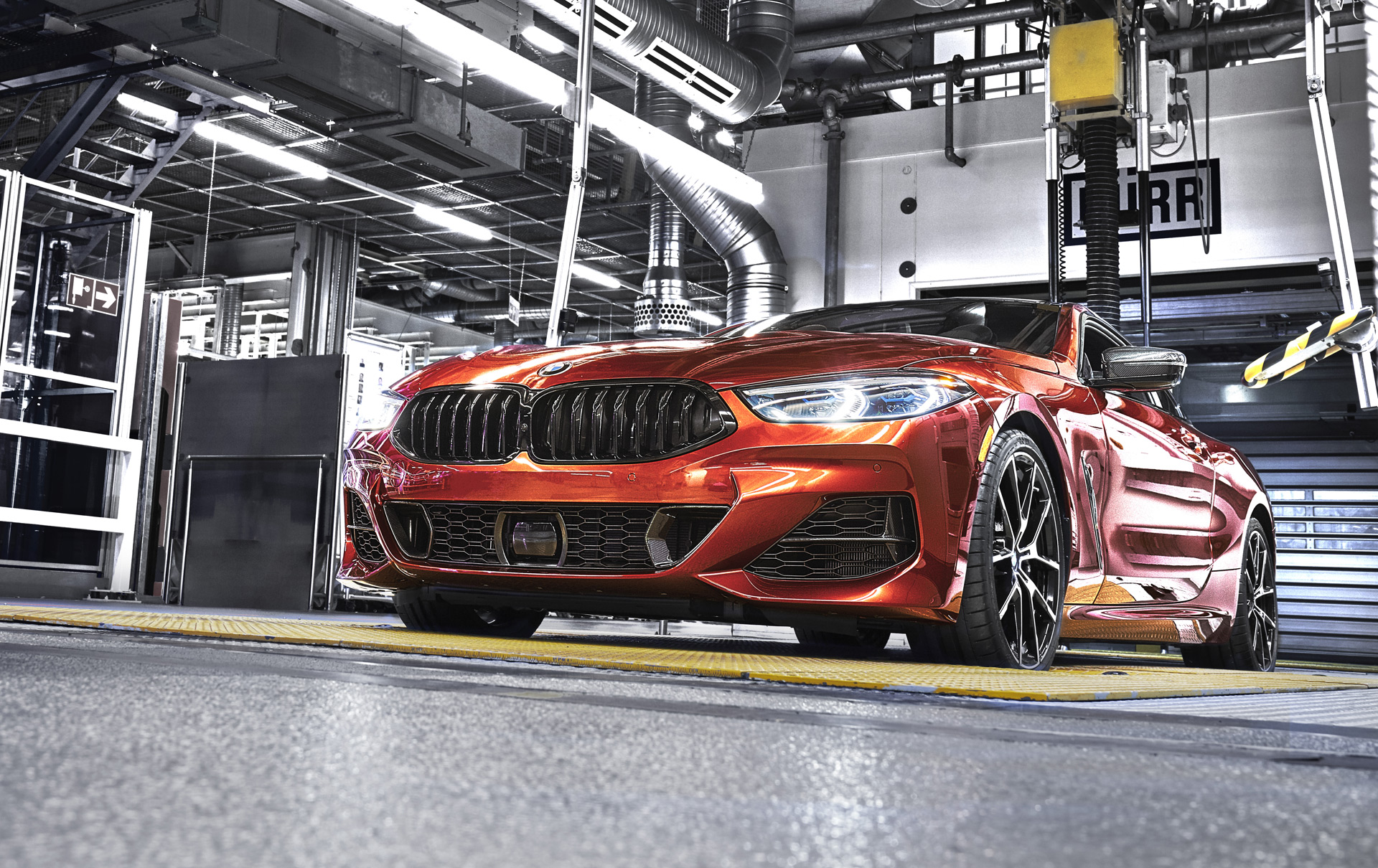 Rear Wheel Drive Bmw 8 Series Is Coming But Don T Count On A V 12