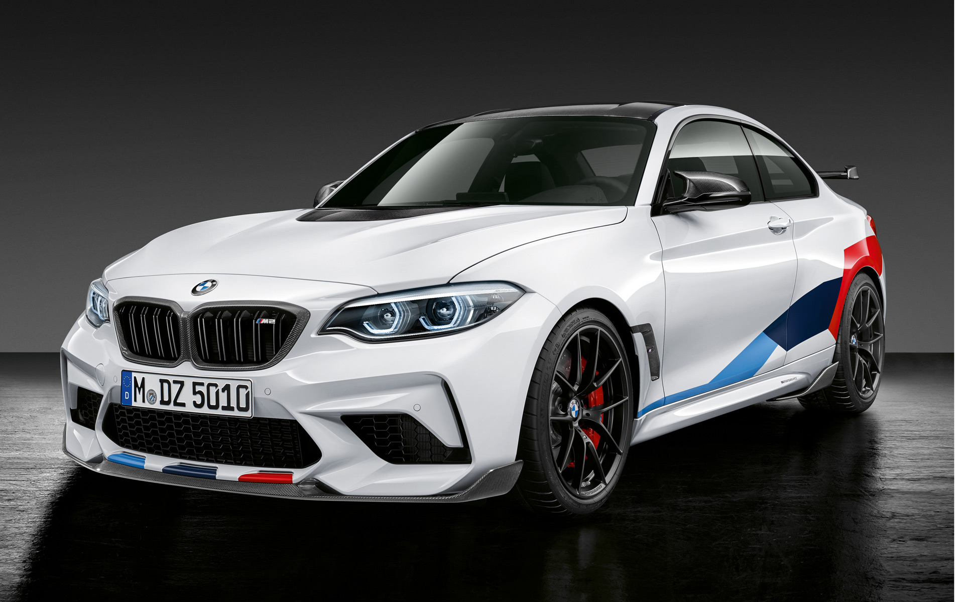 Bmw M2 Competition Sharpened With M Performance Parts
