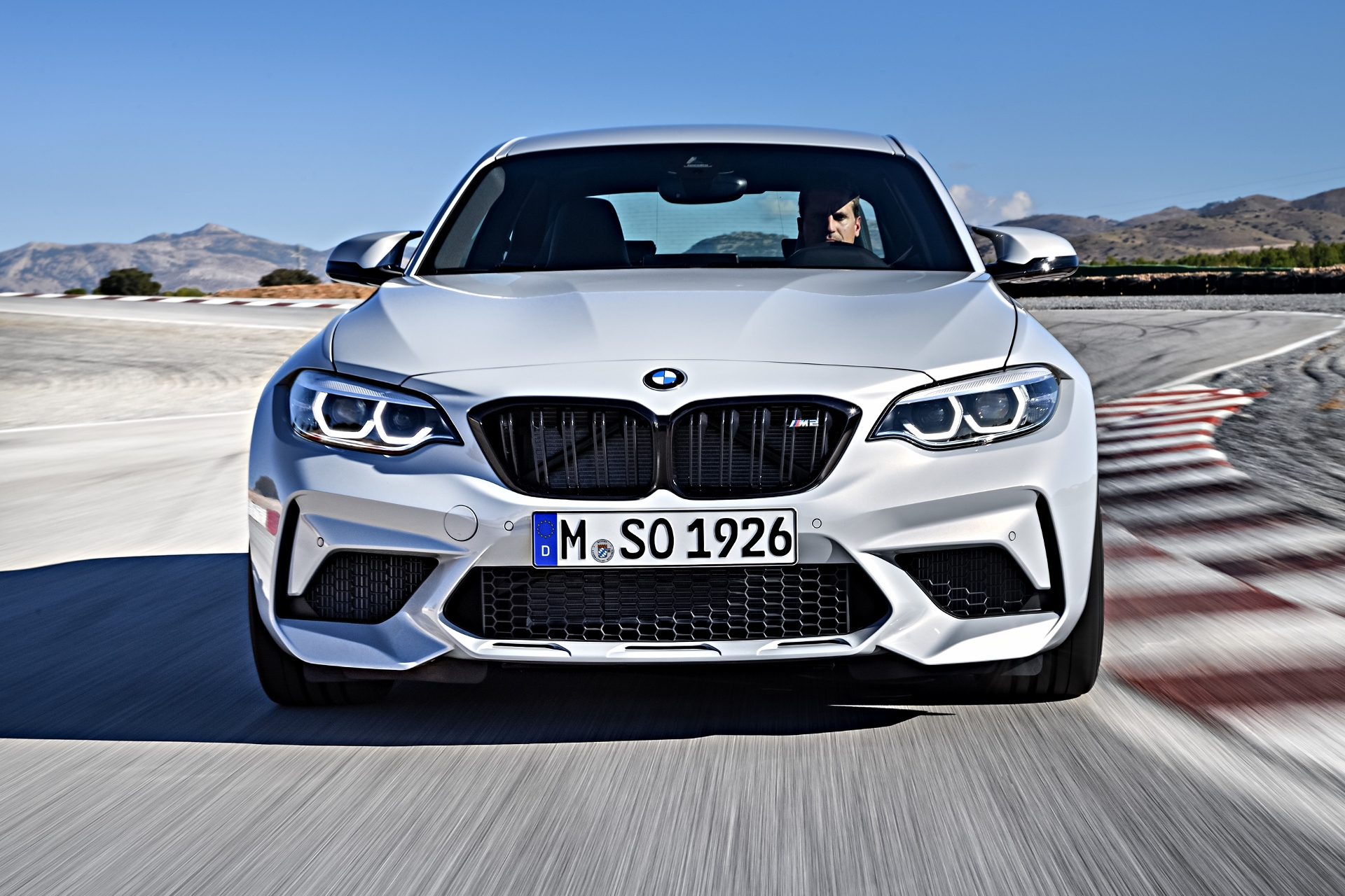 BMW M4 0 60 >> 2019 BMW M2 Competition coming to delight purists, slay tracks