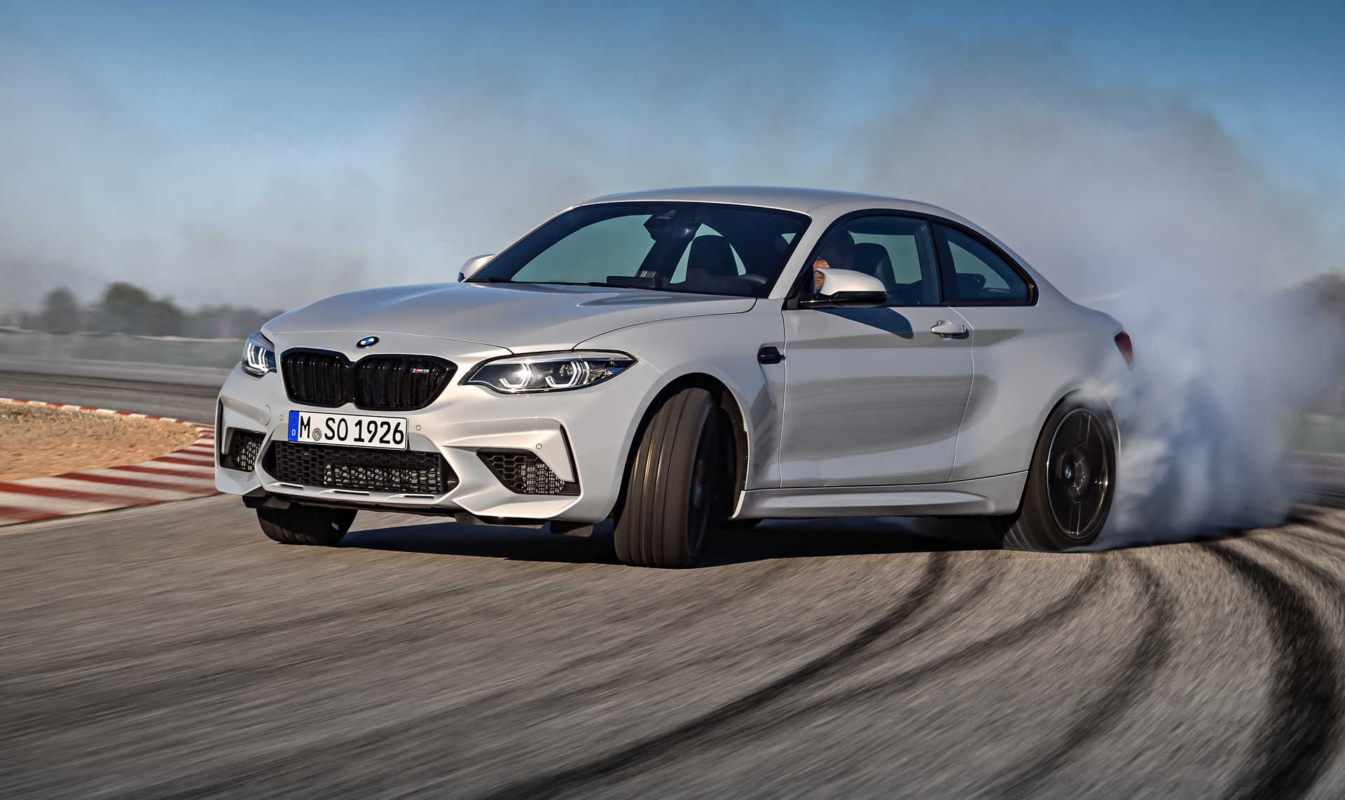 2019 Bmw M2 Competition Priced From 58 900