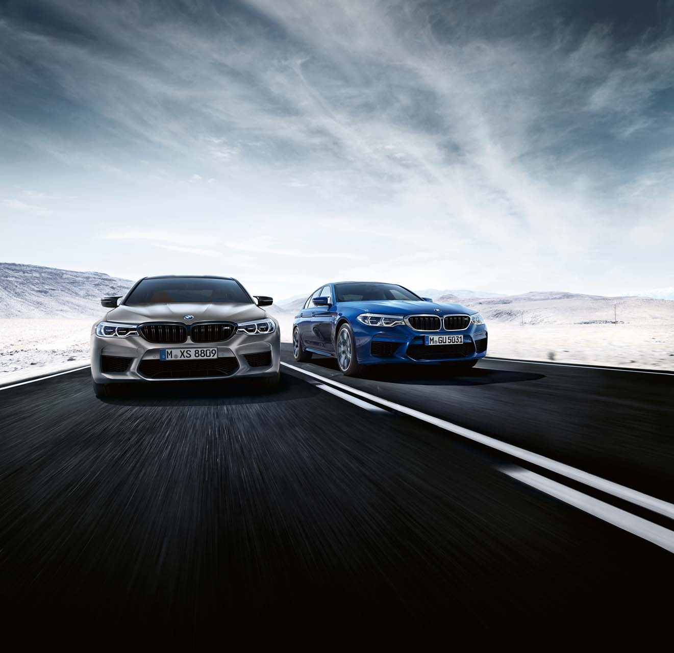 The BMW M5 Competition Is More Powerful Than Advertised