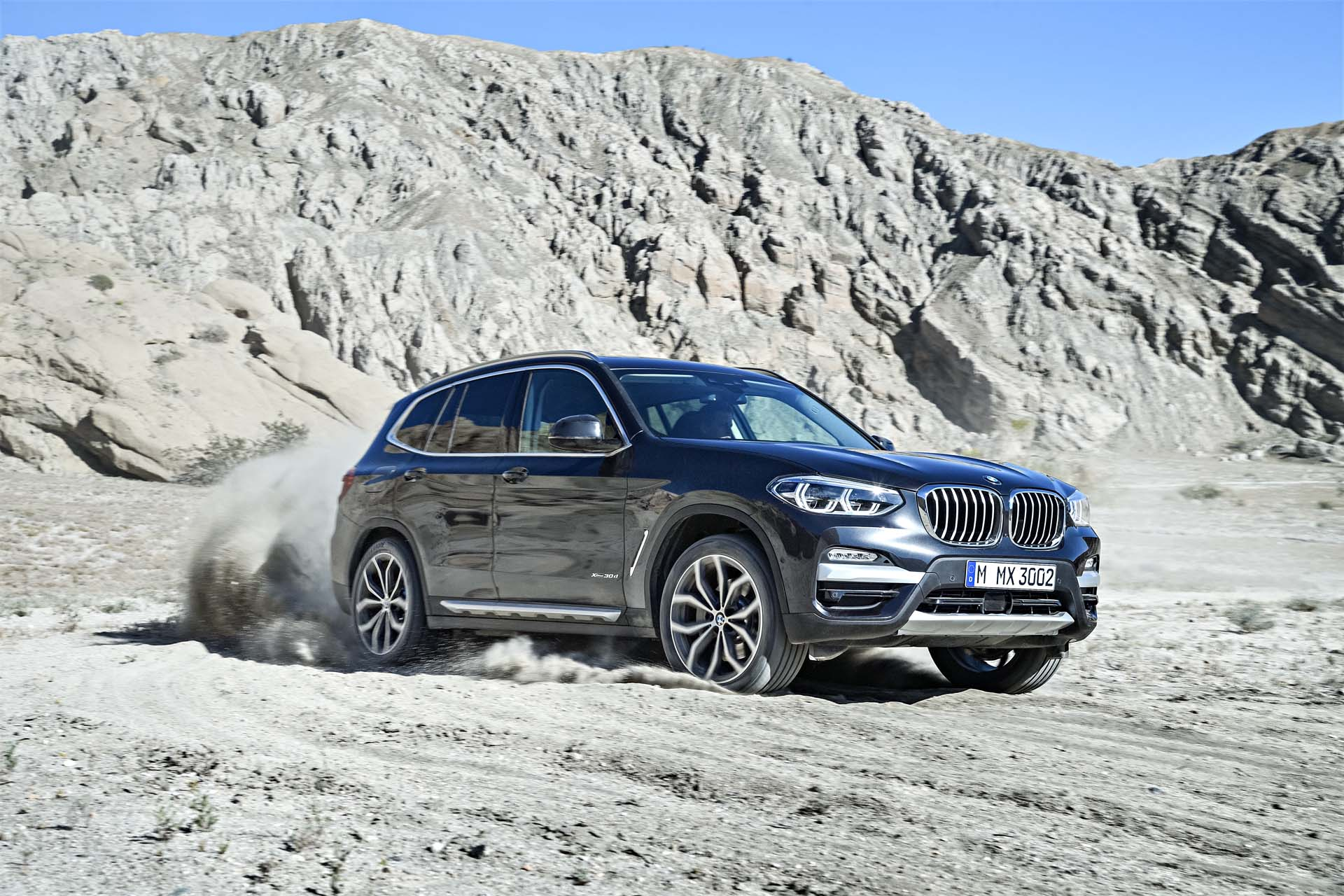 2019 Bmw X3 Review Ratings Specs Prices And Photos The Car Connection