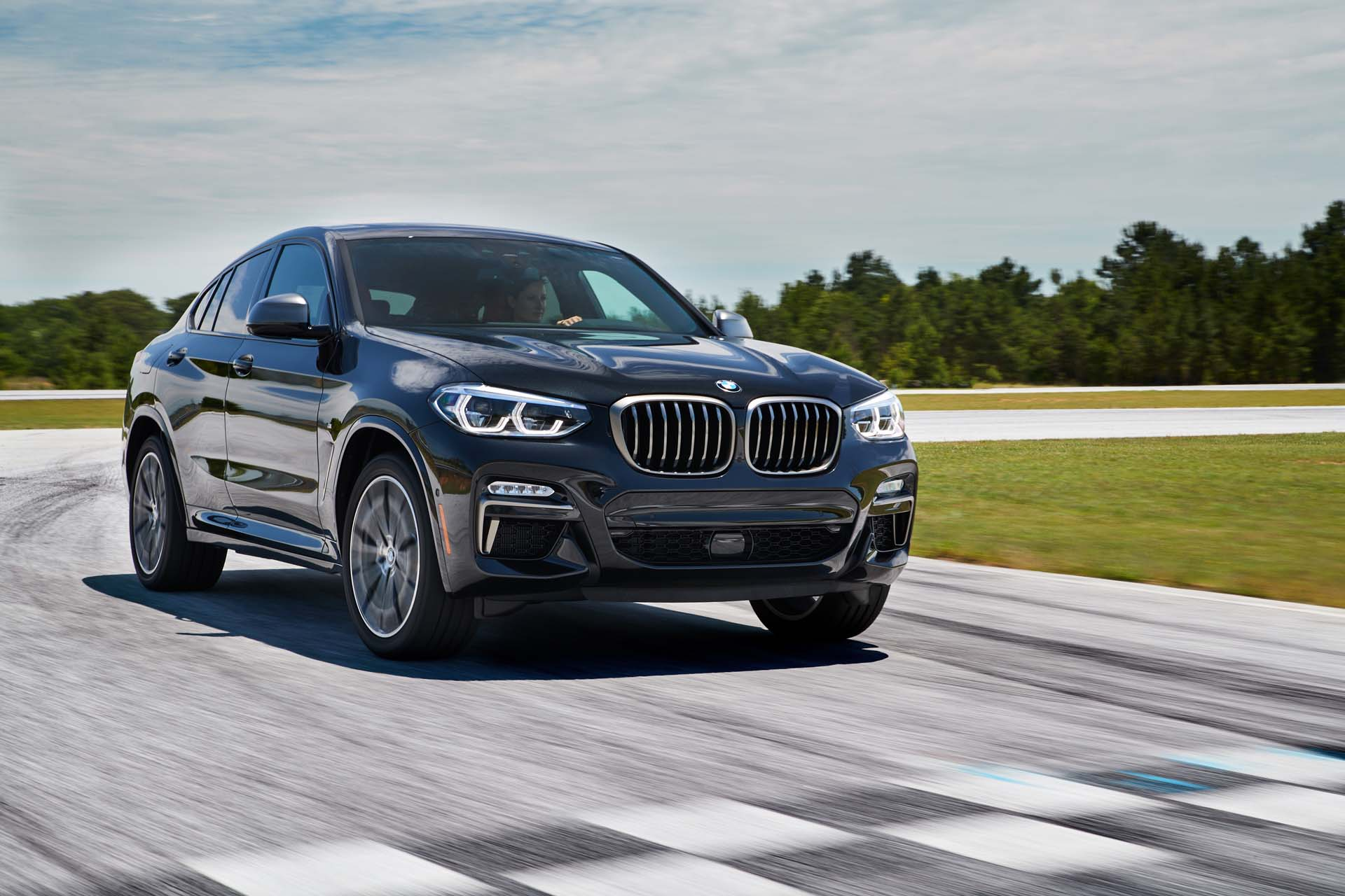2019 bmw x4 first drive, tesla model 3 production, hyundai flirting