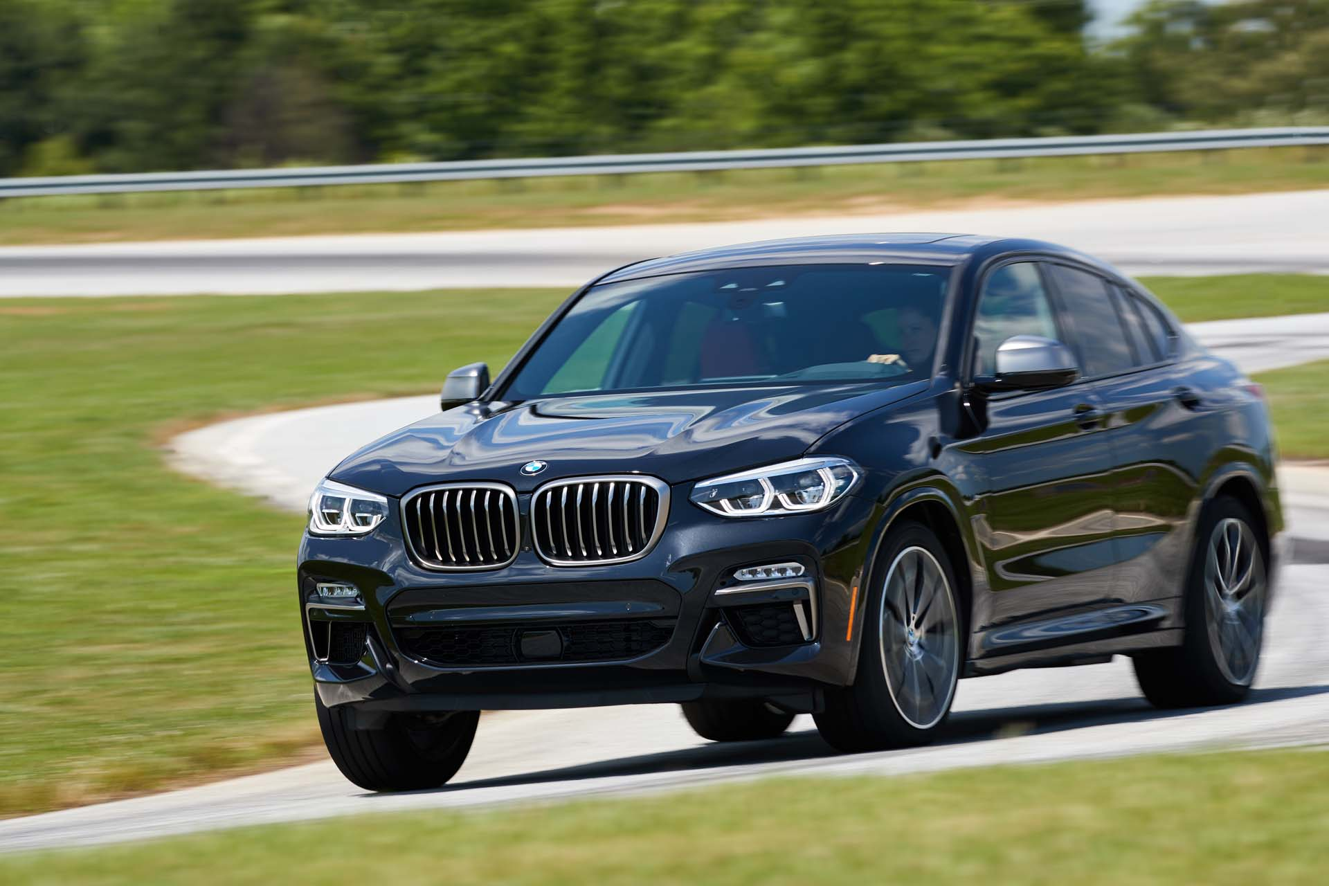 2019 Bmw X4 M40i First Drive Review The Evolving Suv Coupe