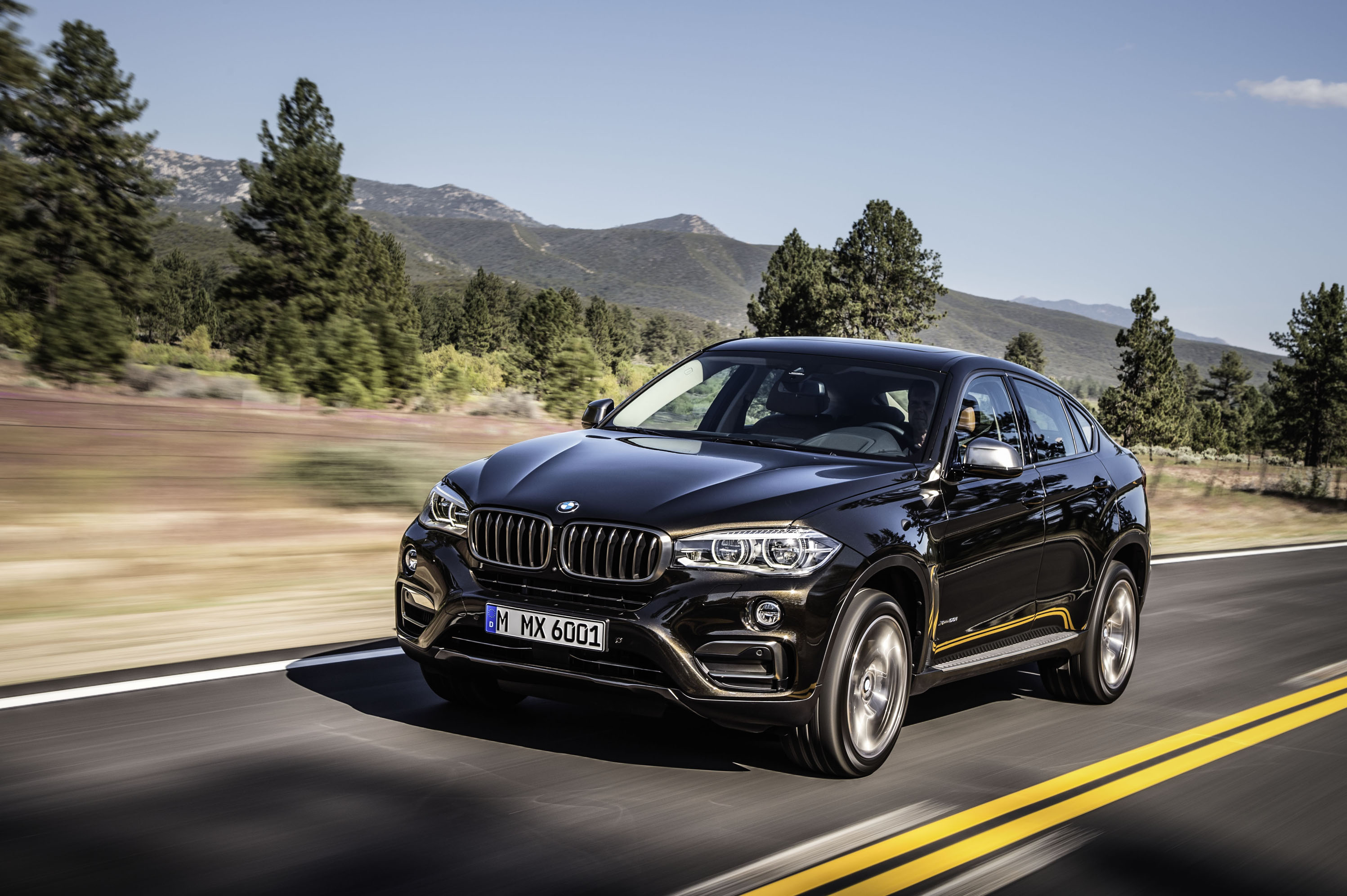 2019 Bmw X6 Review Ratings Specs Prices And Photos The Car
