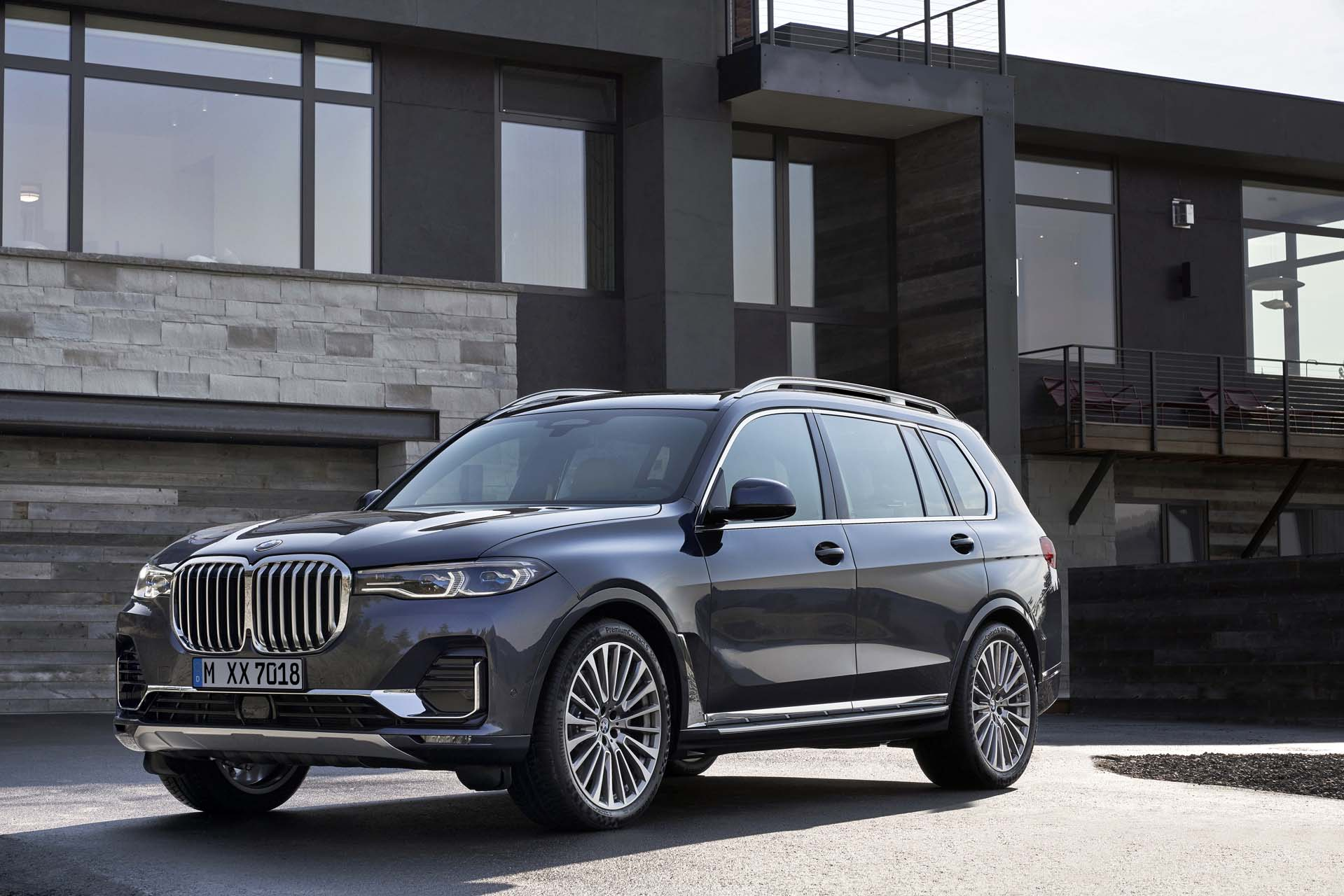 2019 Bmw X7 Review Ratings Specs Prices And Photos
