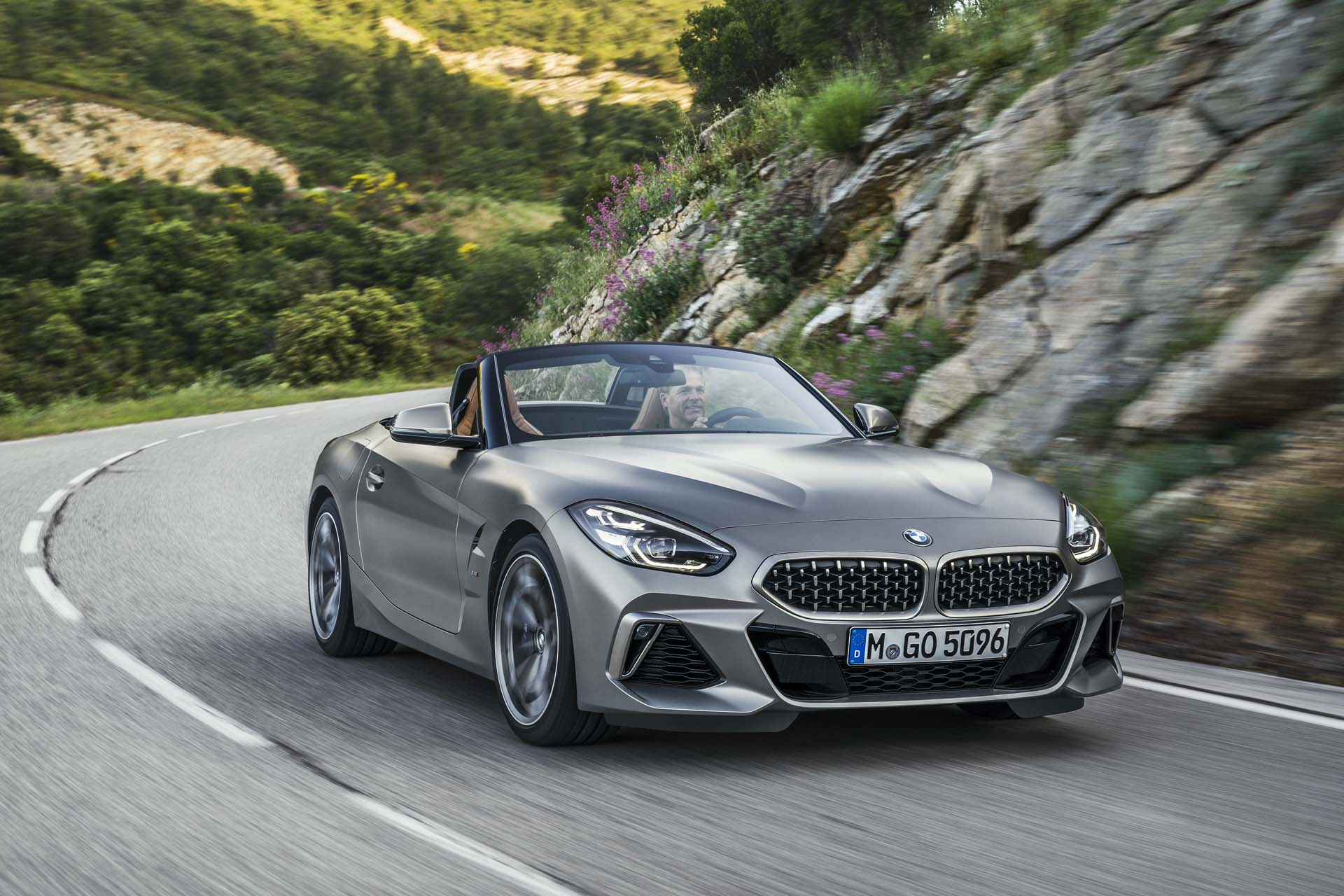 2019 Bmw Z4 Review Ratings Specs Prices And Photos The Car Connection
