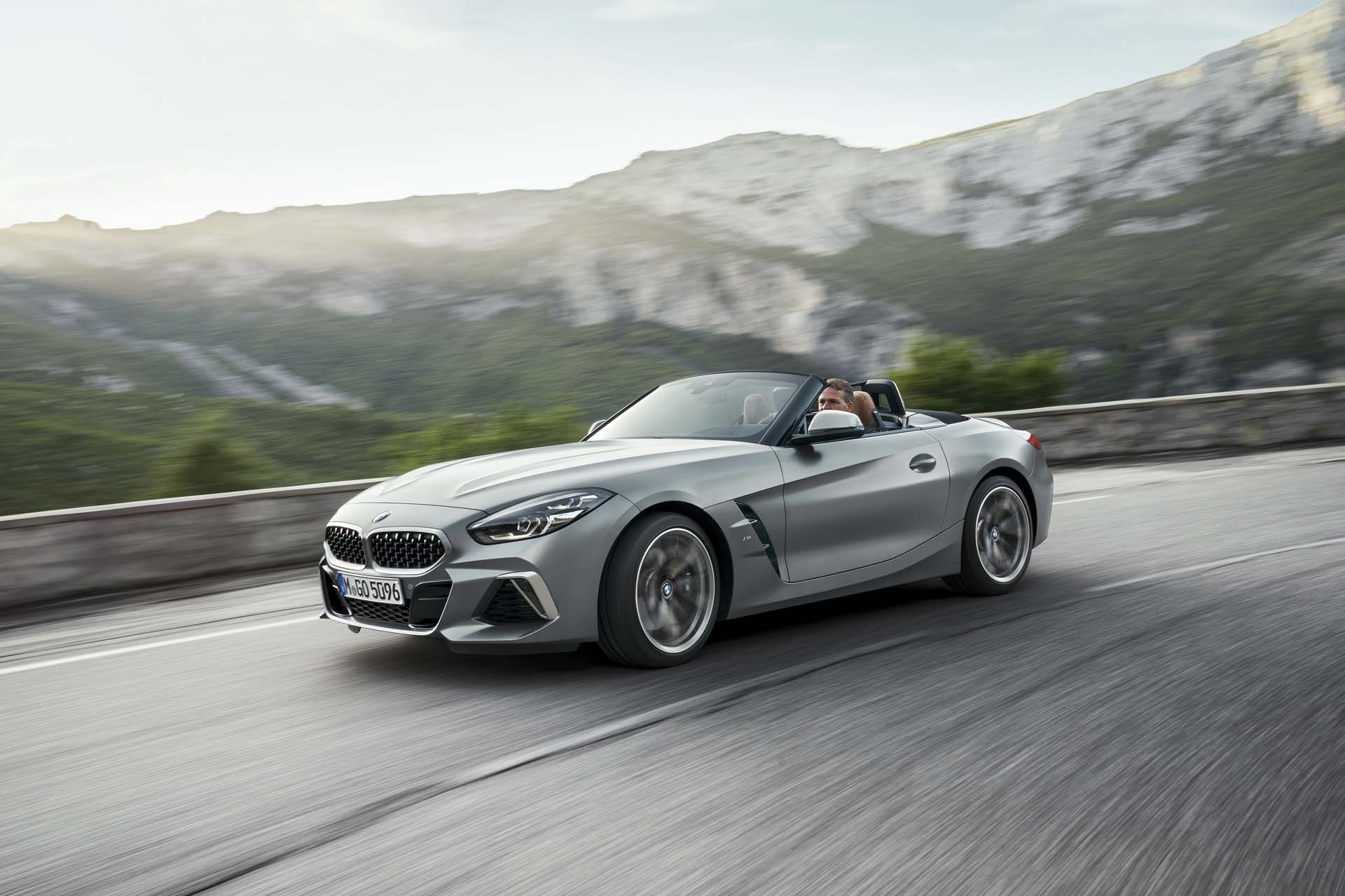 First Drive Review The 2019 Bmw Z4 Sdrive30i Revives The Roadster