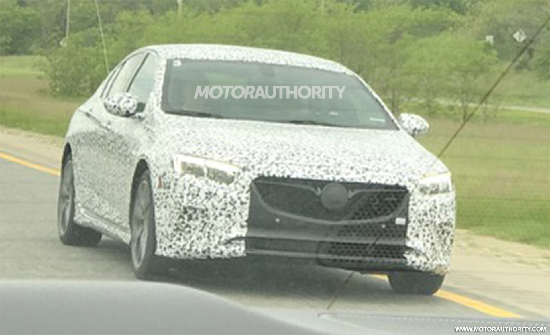 Report 2019 Buick Regal Gs Set To Have 310 Horsepower V 6 Awd