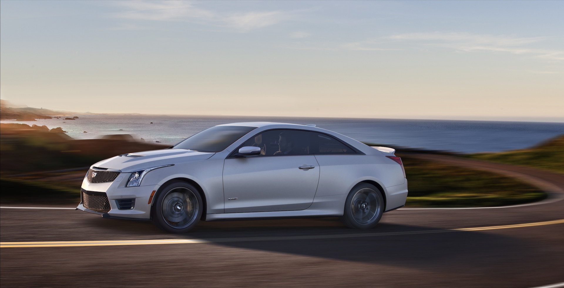 2019 Cadillac ATS-V Review, Ratings, Specs, Prices, and ...