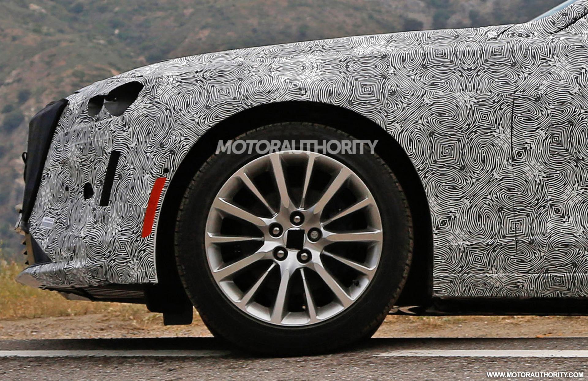 Cadillac CT6 facelift new VW Polo Alcon enhanced F 150 Raptor Car