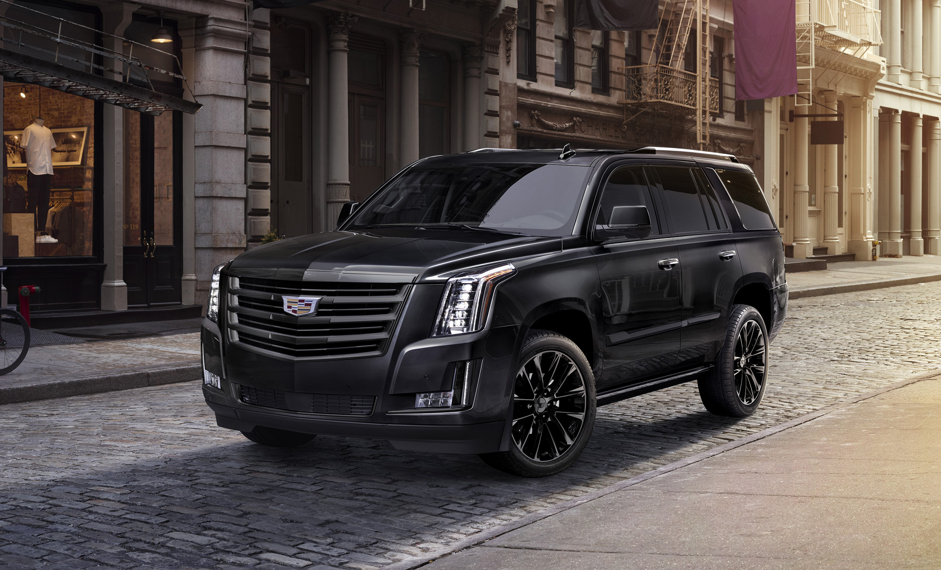 Is GM planning an electric Cadillac Escalade?